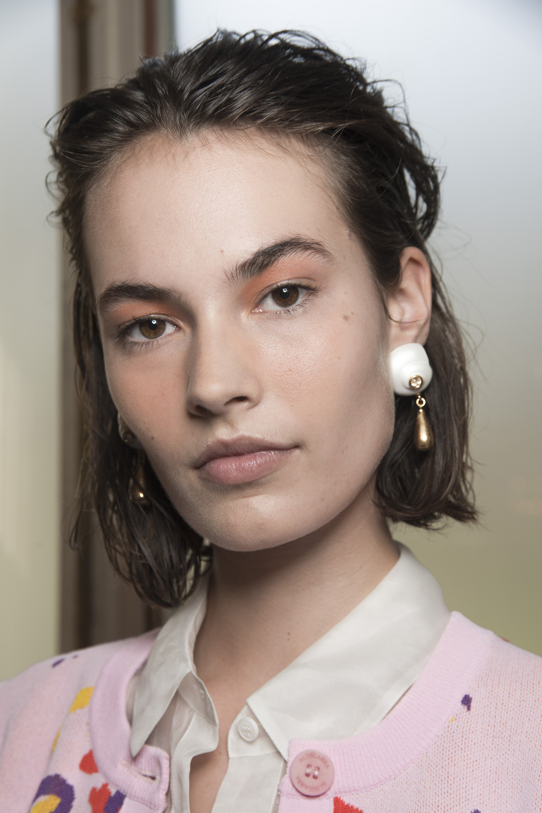 Altuzarra Spring 2019  Fashion Show Backstage