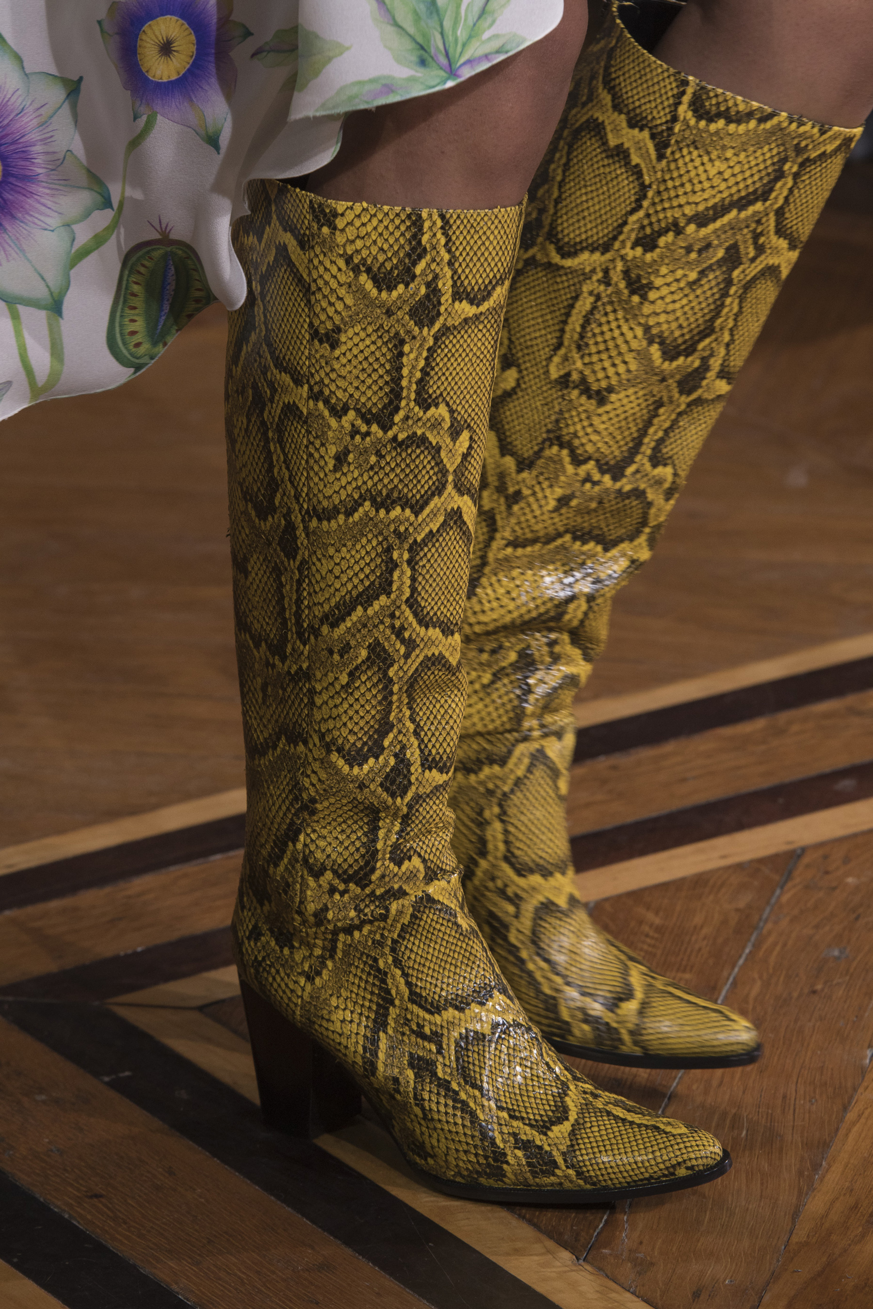 Andrew Gn Spring 2019  Fashion Show Details