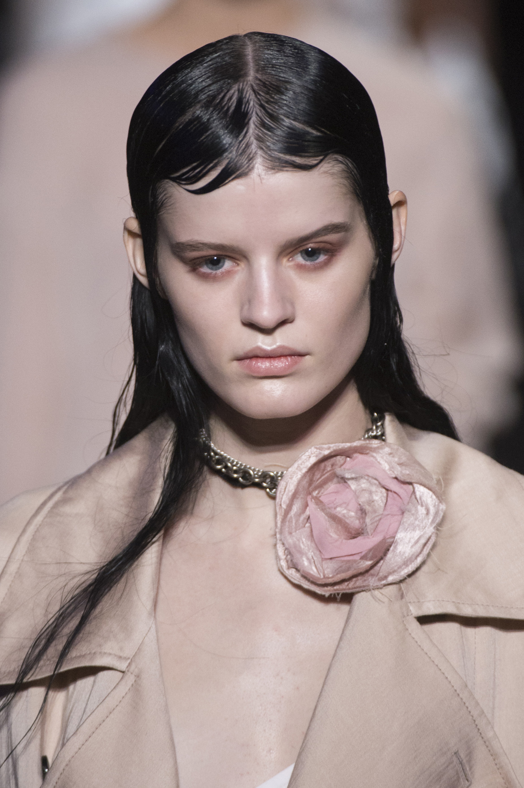 Ann Demeulemeester Spring 2019 Fashion Show Runway Beauty