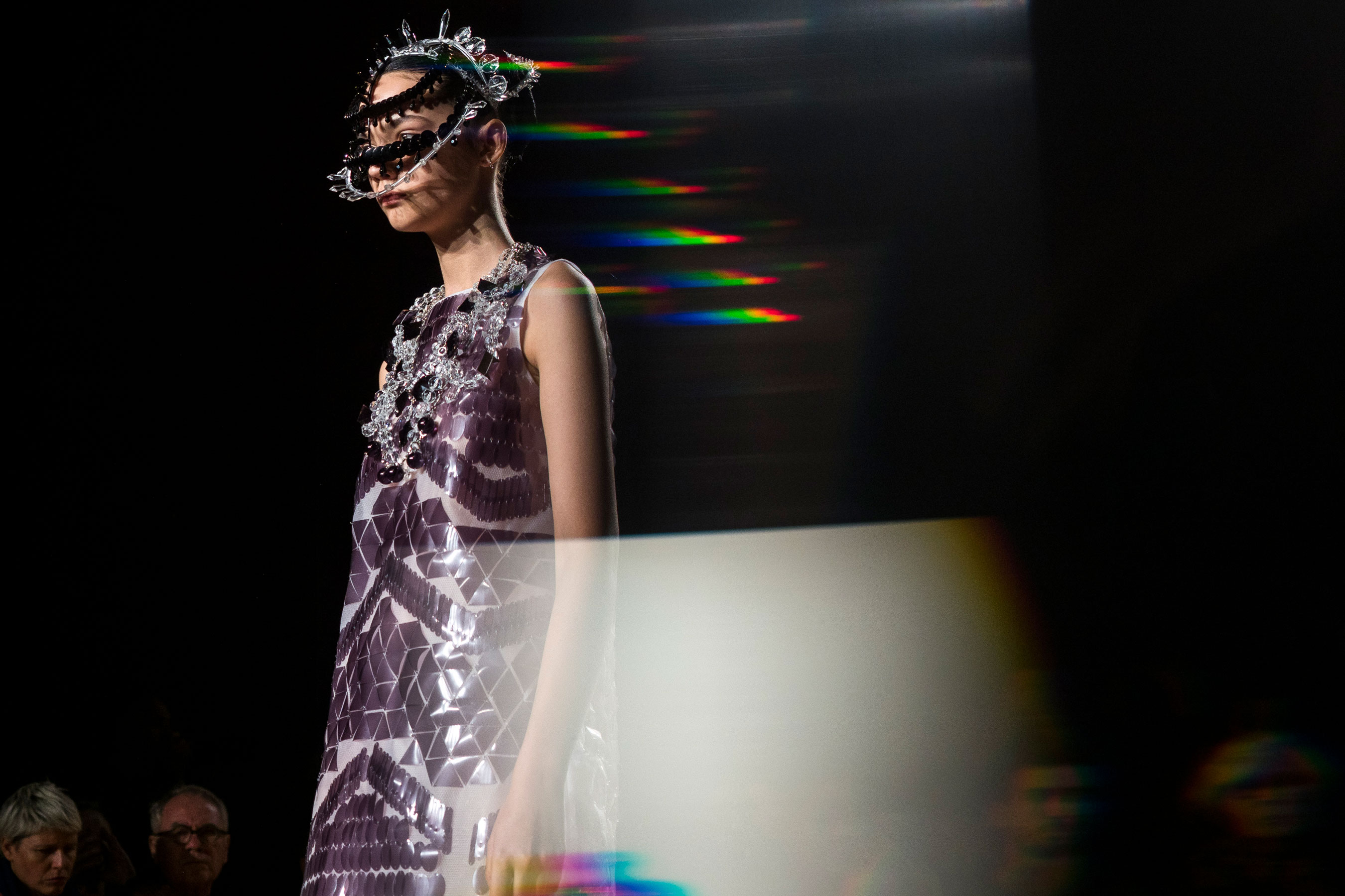 Anrealage Spring 2019  Fashion Show Atmosphere