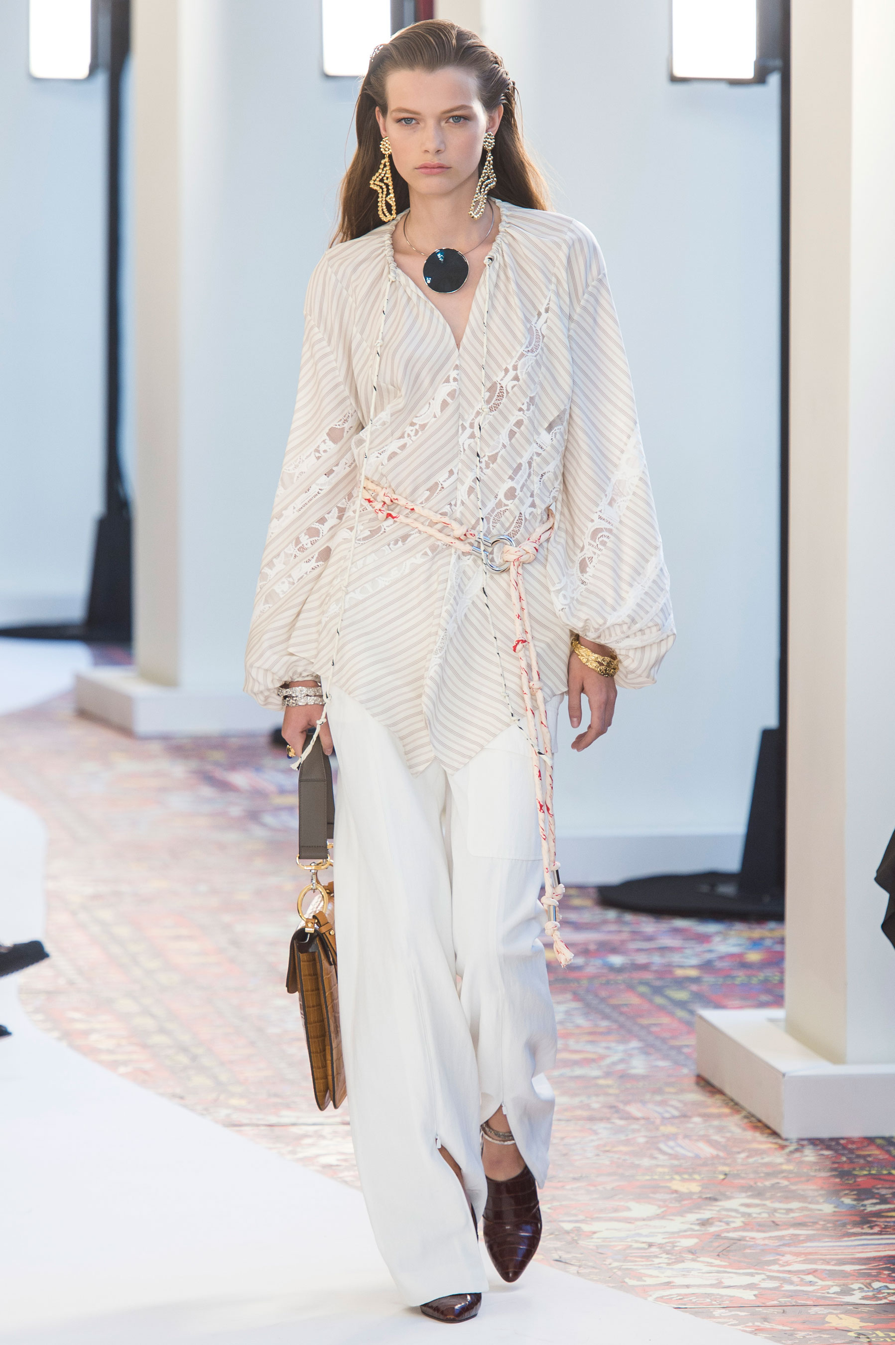 Chloe Spring 2019 Fashion Show