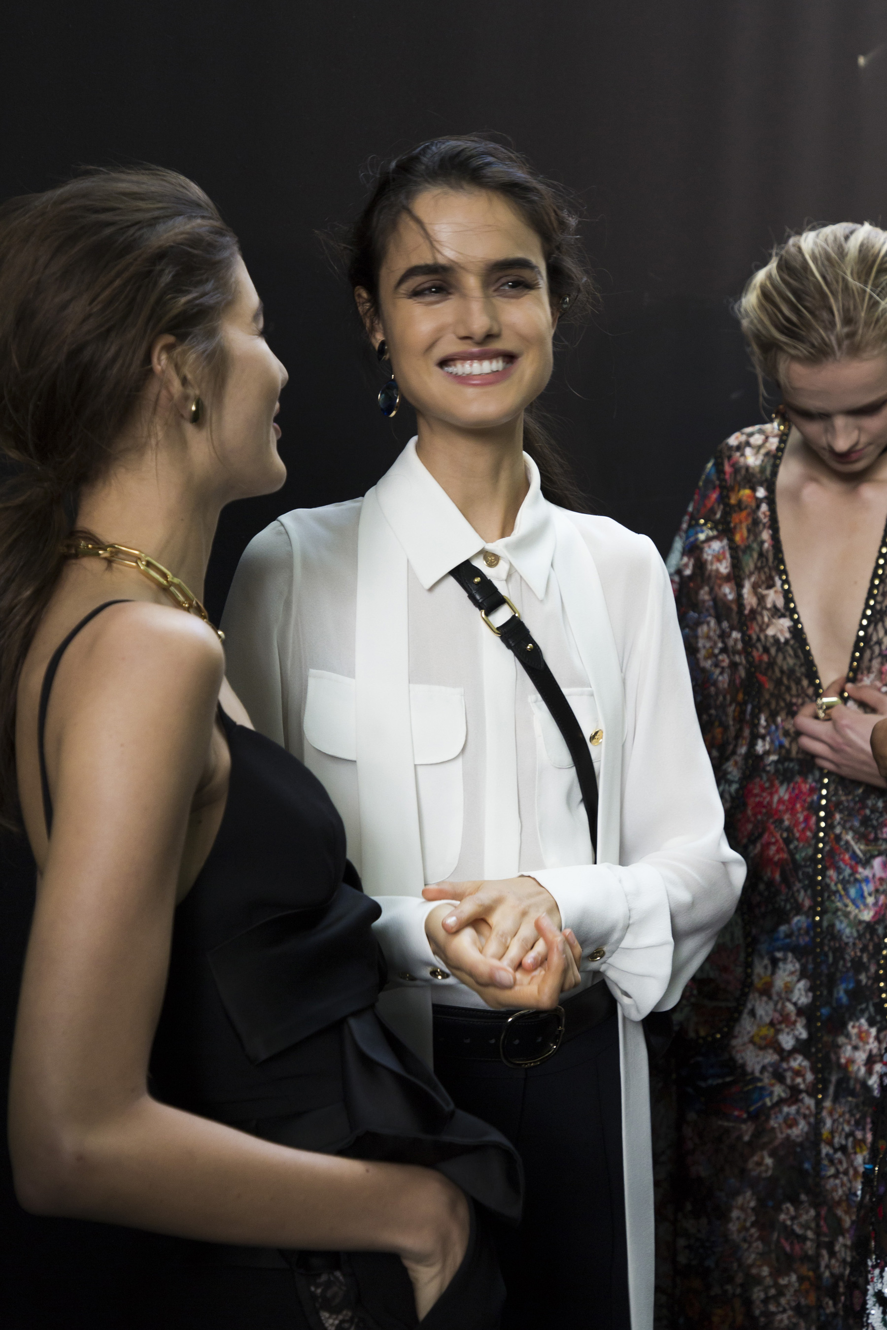 Elie Saab Spring 2019  Fashion Show Backstage
