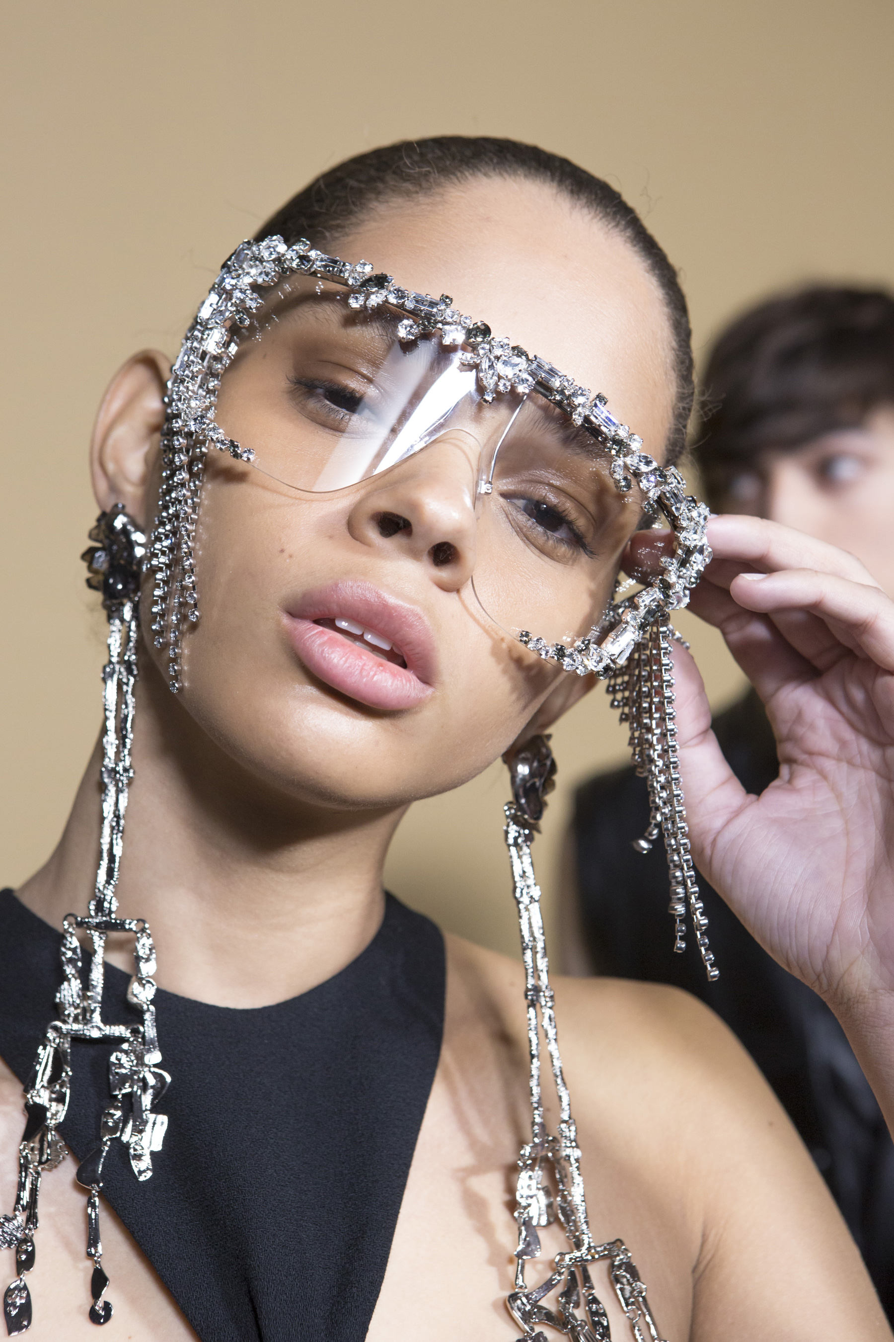 Givenchy Spring 2019  Fashion Show Backstage