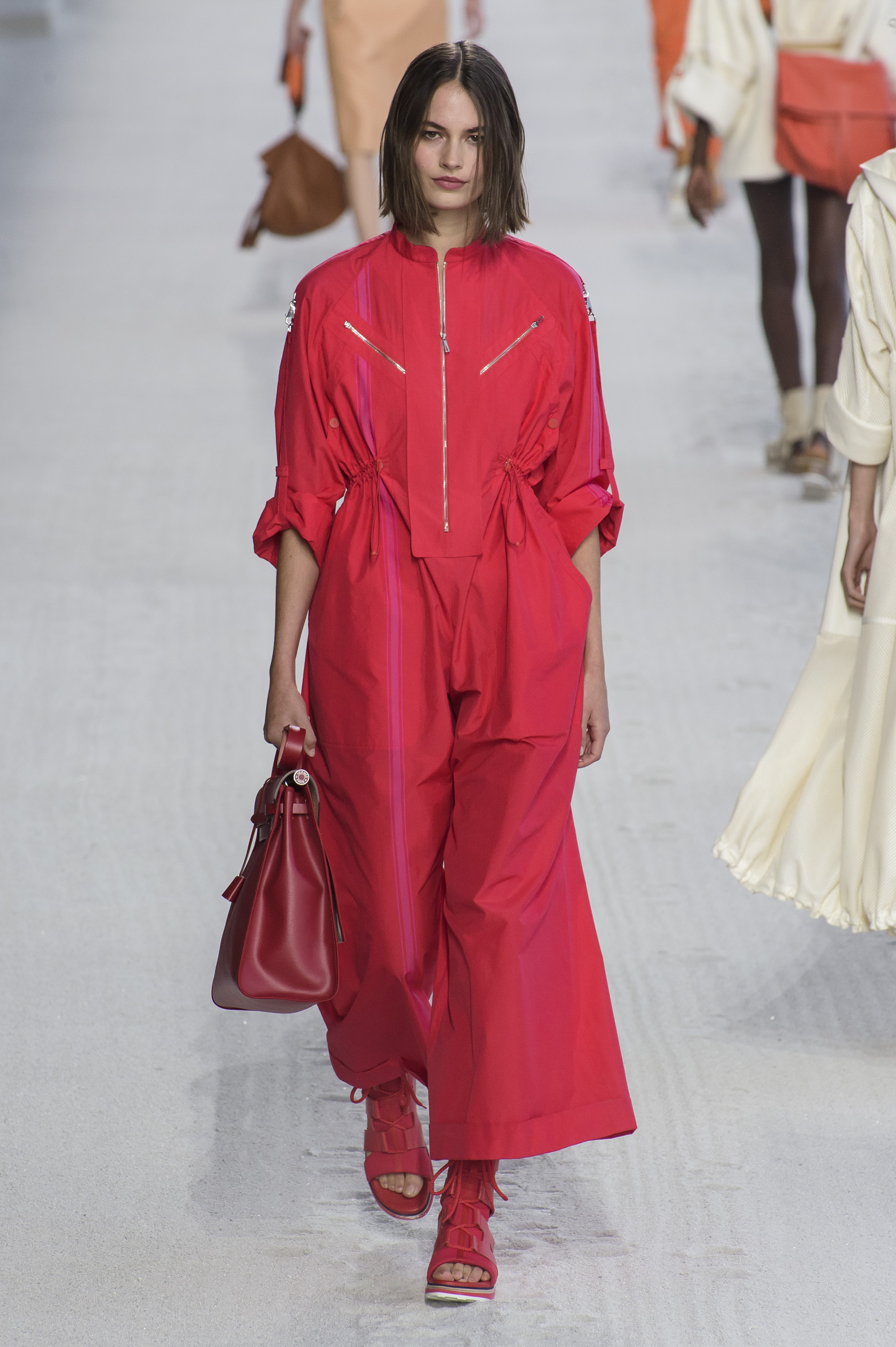 Hermes Spring 2019 Fashion Show