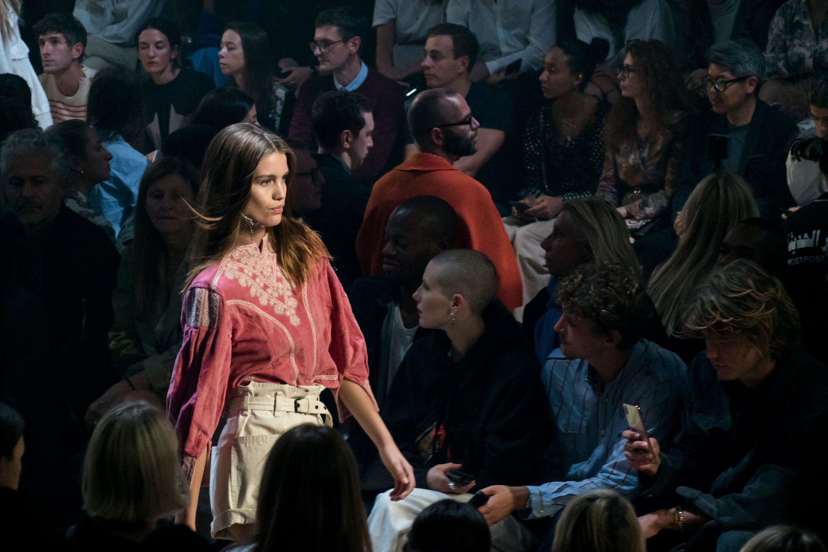 Isabel Marant Spring 2019 Fashion Show