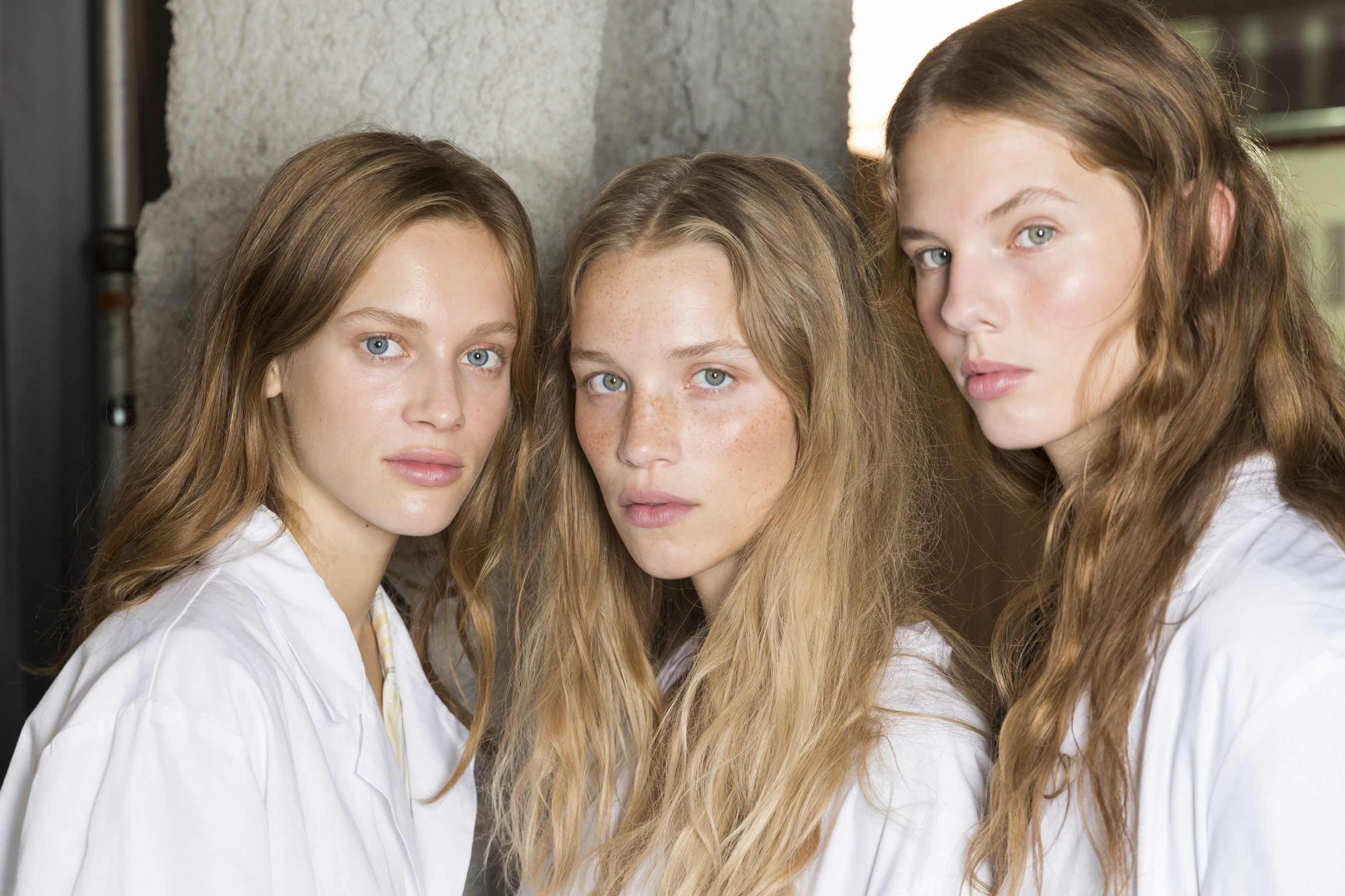 Michael Kors Spring 2019 Fashion Show Backstage Beauty