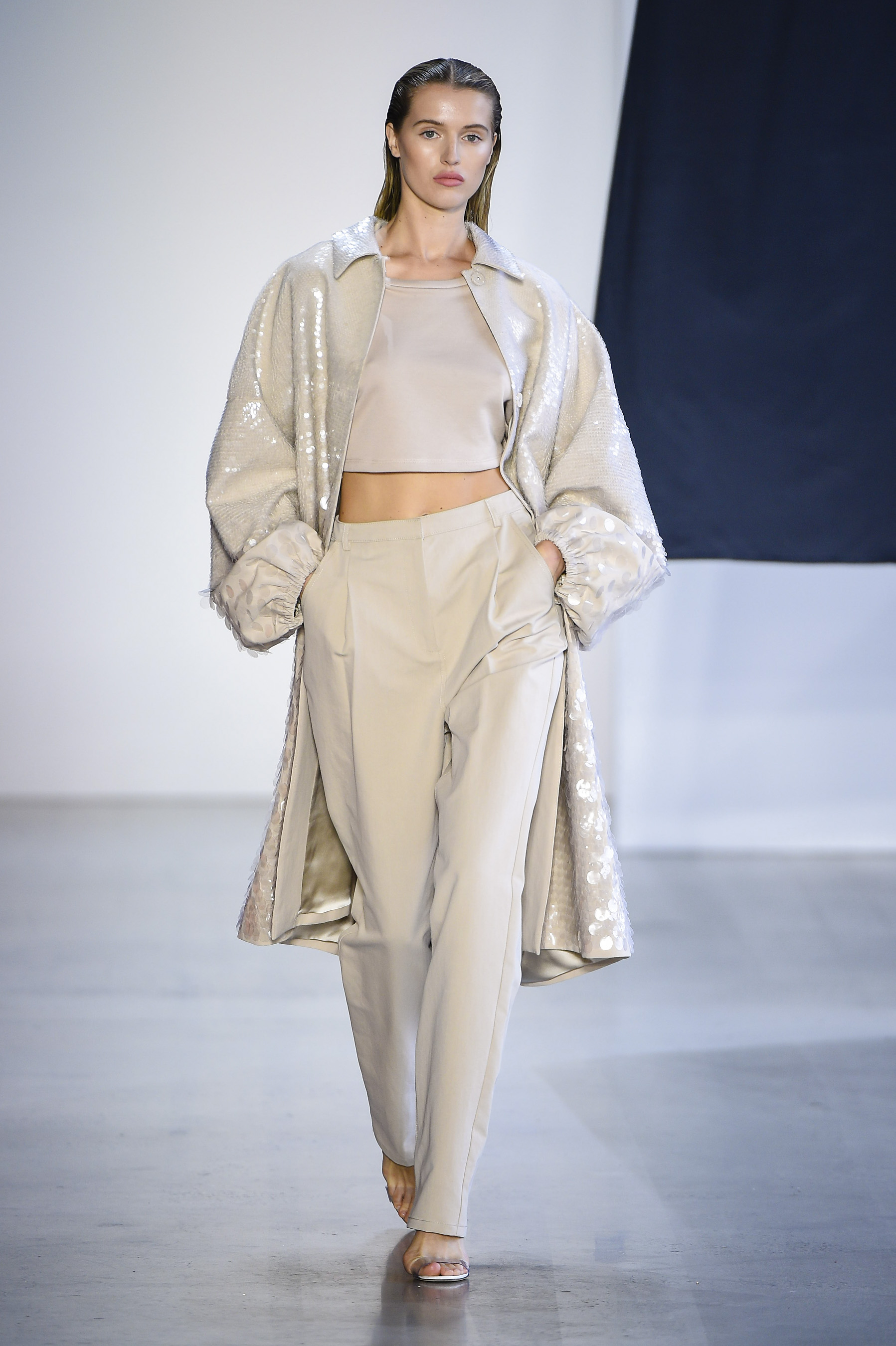 Sally Lapointe Spring 2019 Fashion Show