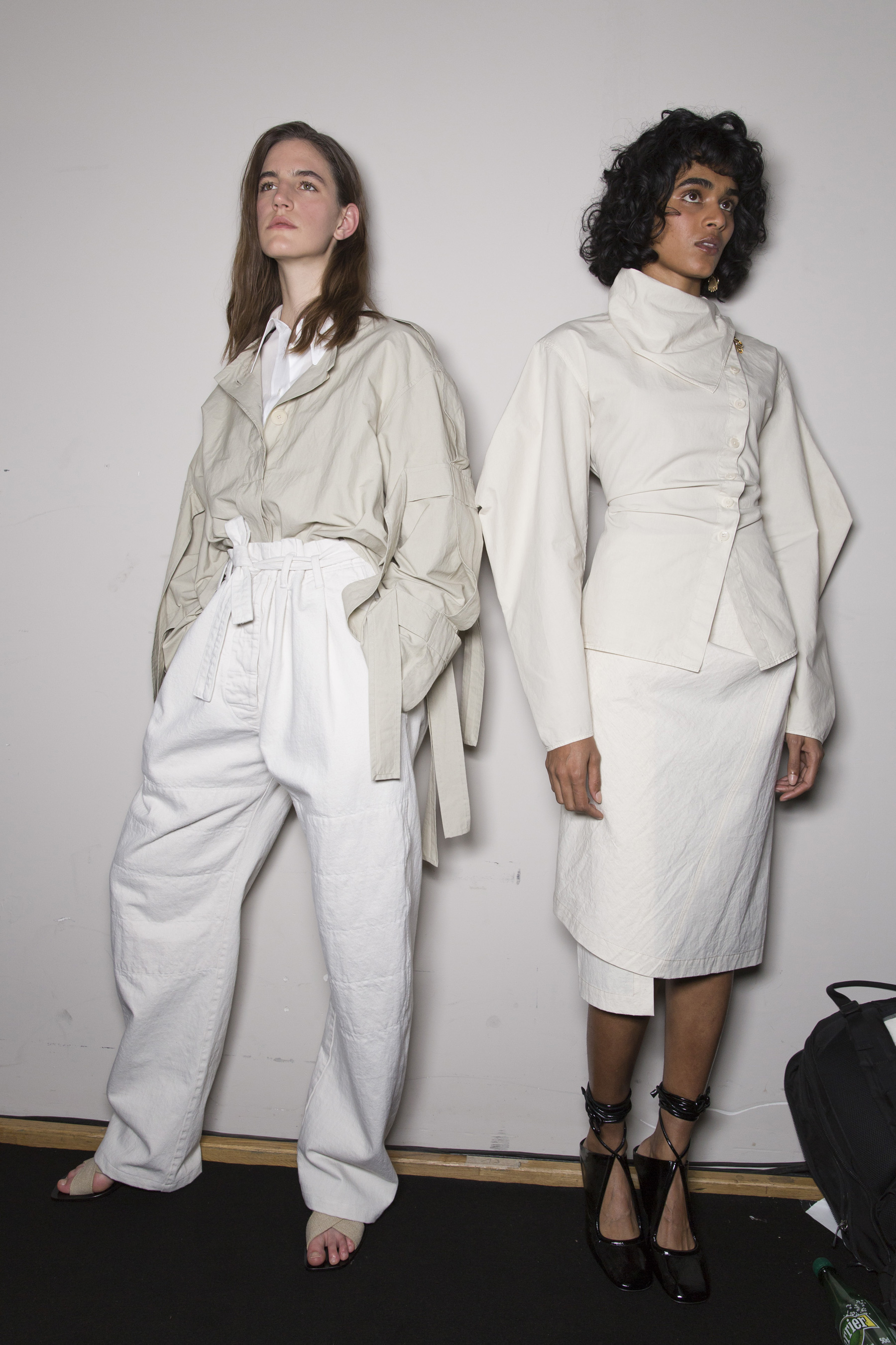 Lemaire Spring 2019  Fashion Show Backstage