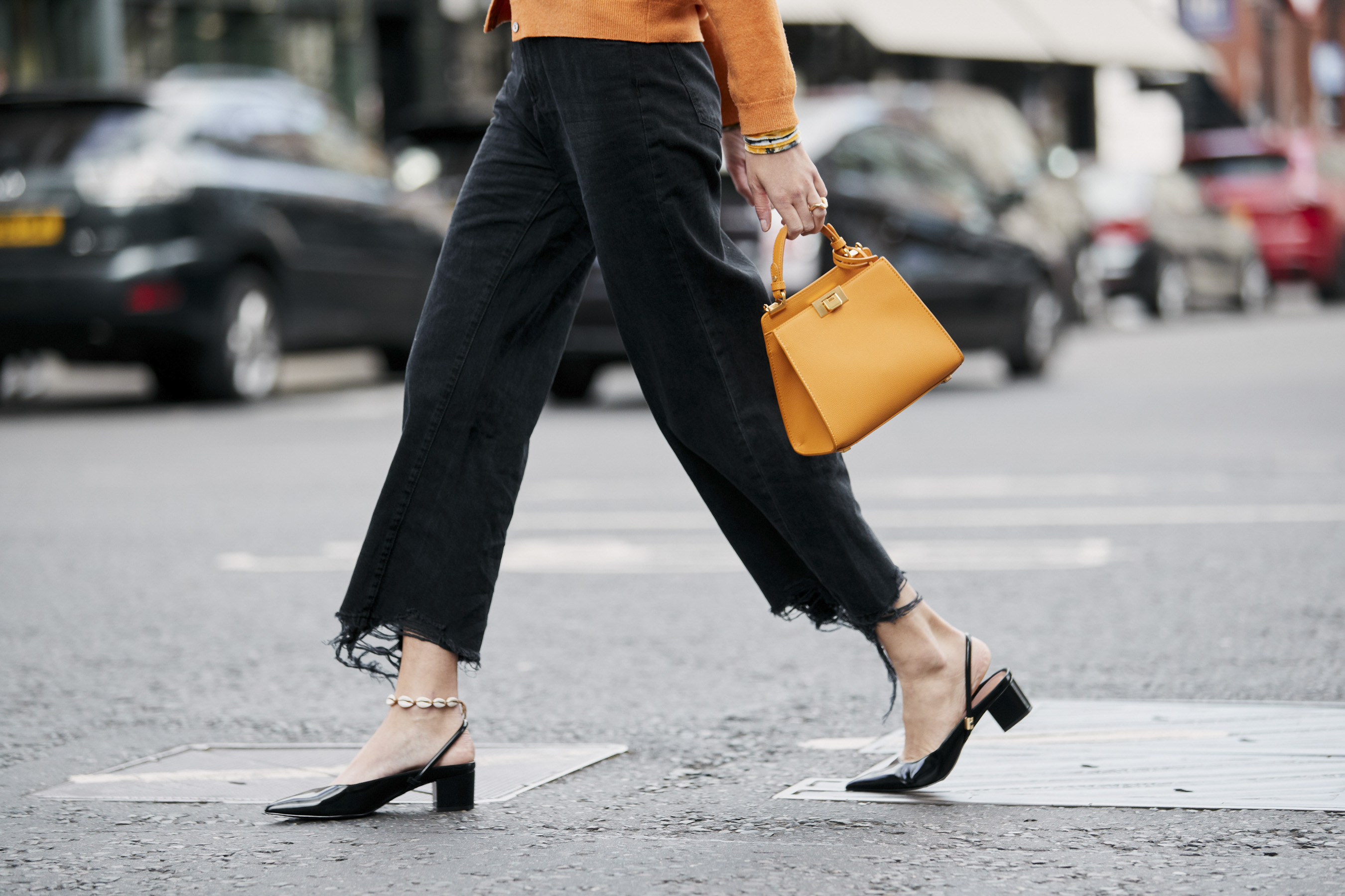 London Fashion Week Street Style Accessories Spring 2019 Day 2