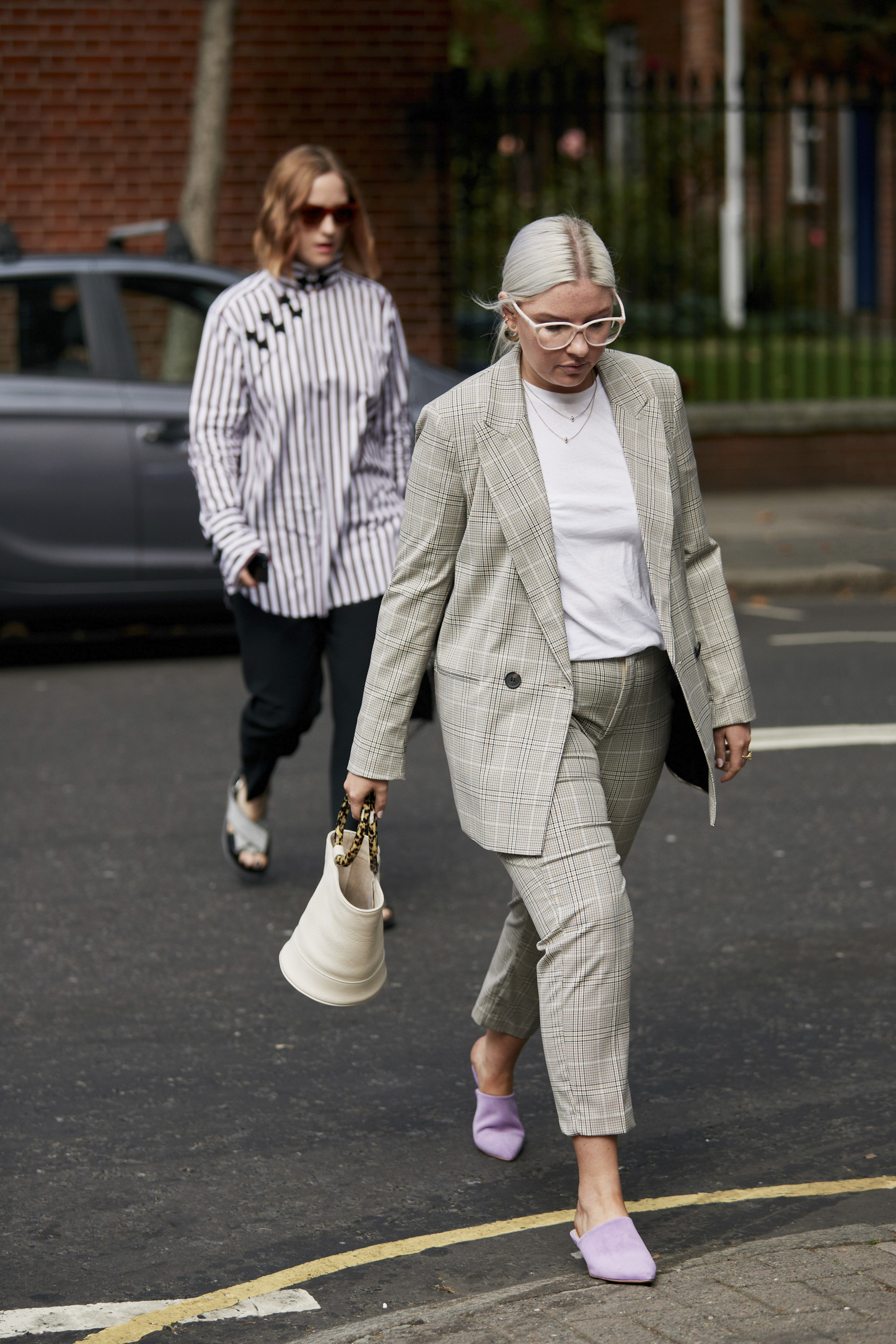 London Fashion Week Street Style Accessories Spring 2019 Day 3
