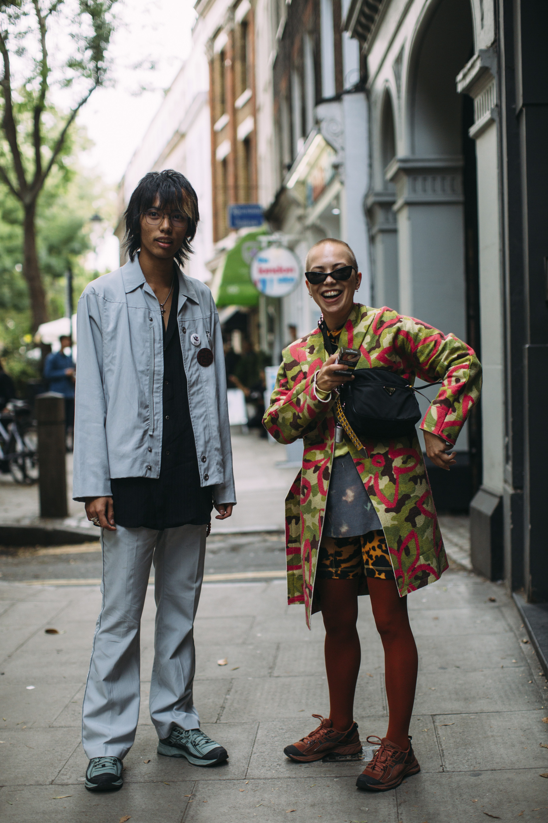 London Fashion Week Street Style Spring 2019 Day 1