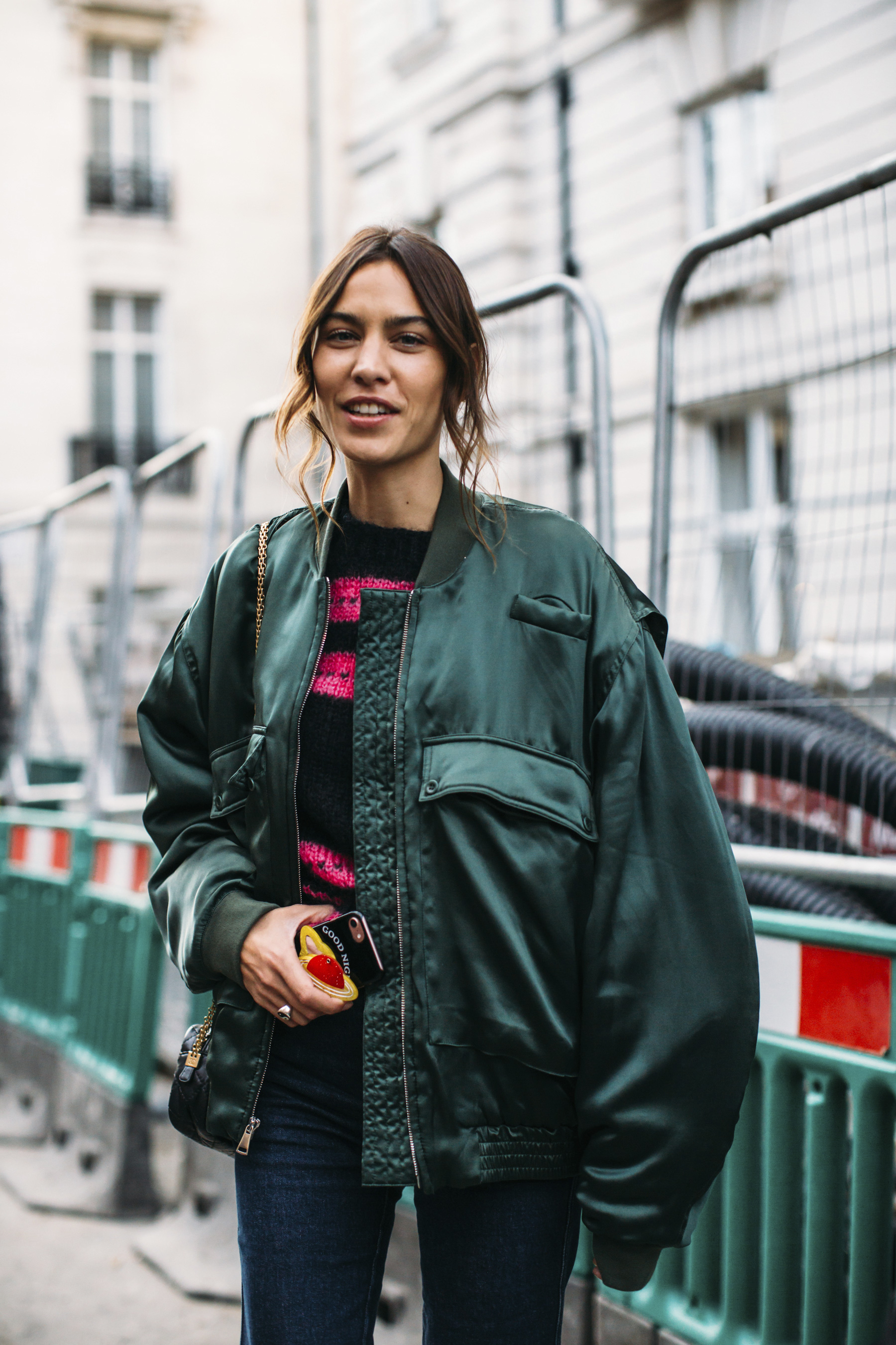 London Fashion Week Street Style Spring 2019 Day 3