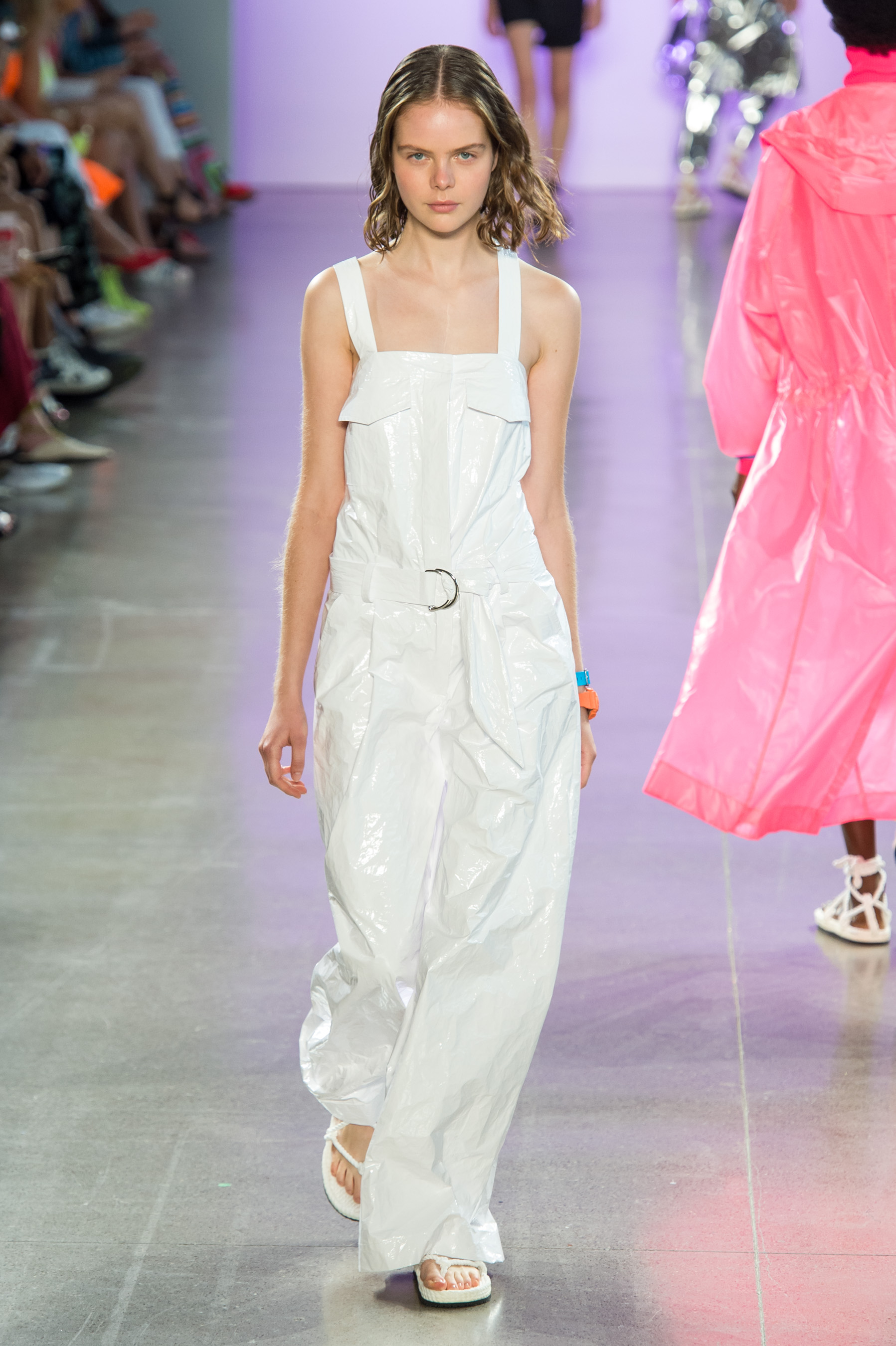 Milly Spring 2019 Fashion Show
