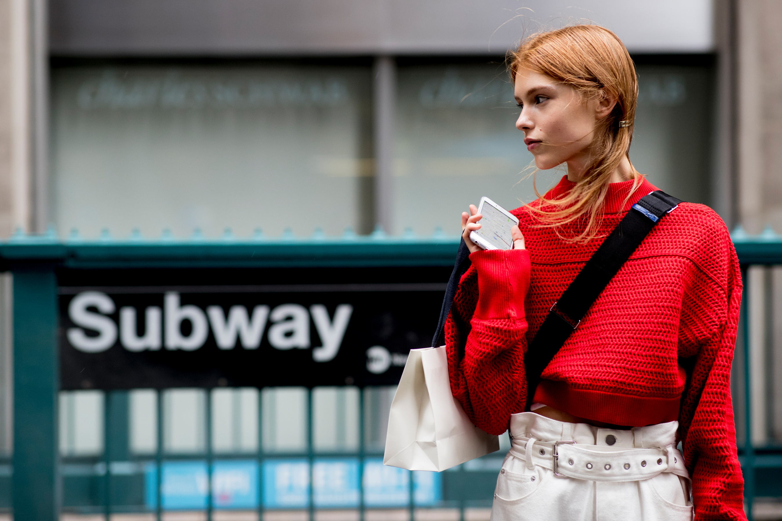 New York Fashion Week Street Style Spring 2019 Day 5