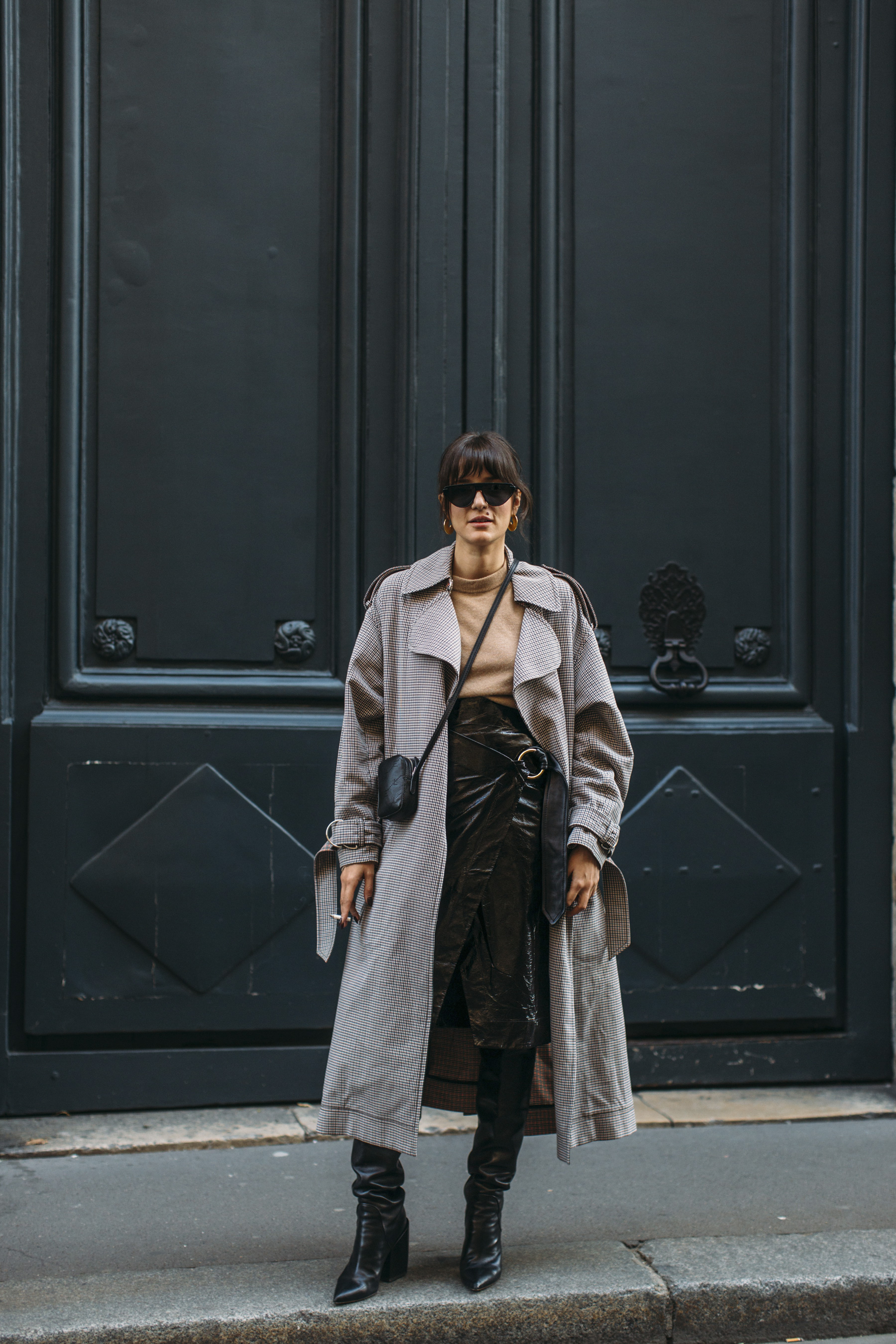 Paris Fashion Week Street Style Spring 2019 Day 6 Cont.