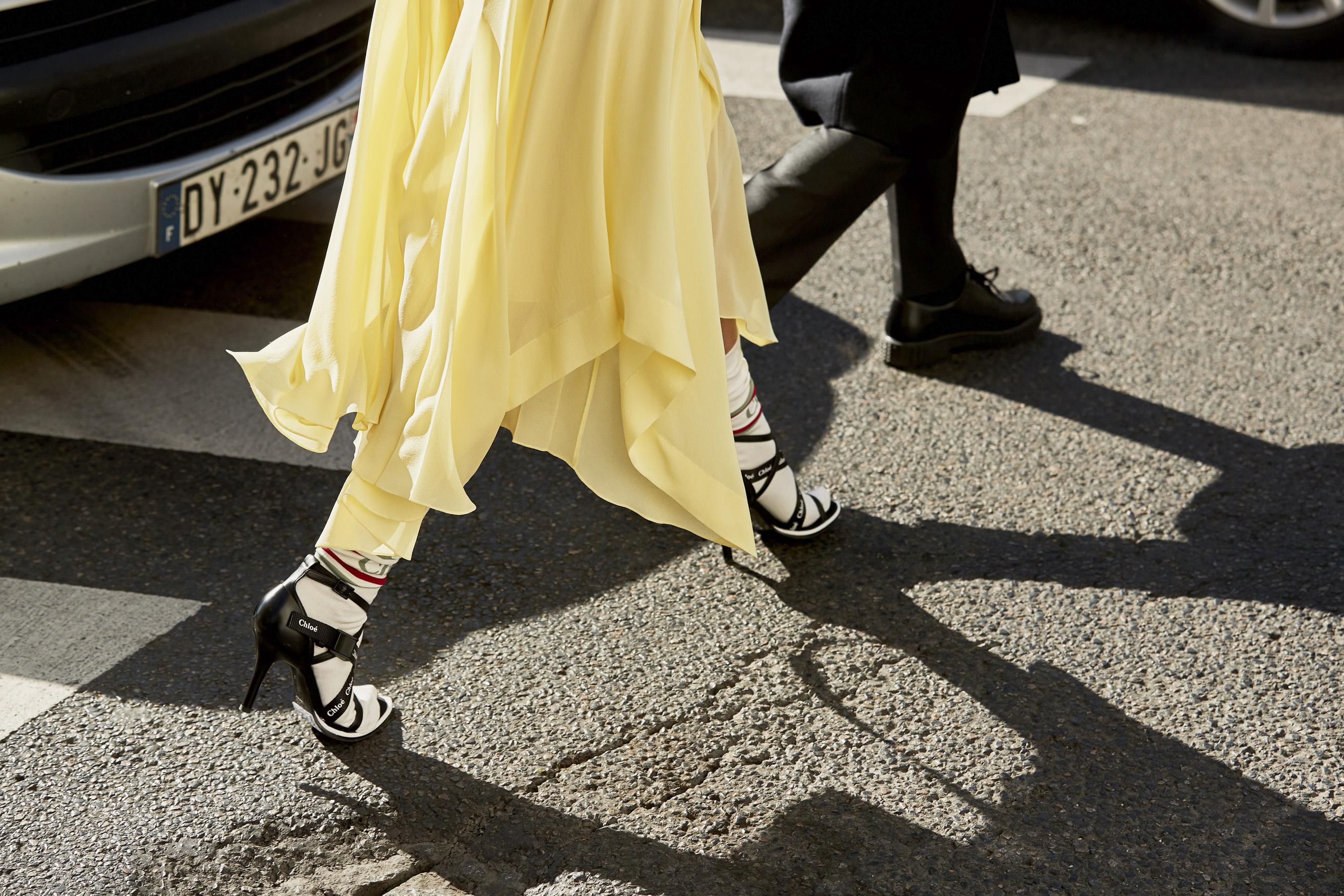 Paris Fashion Week Street Style Accessories Spring 2019 Day 4