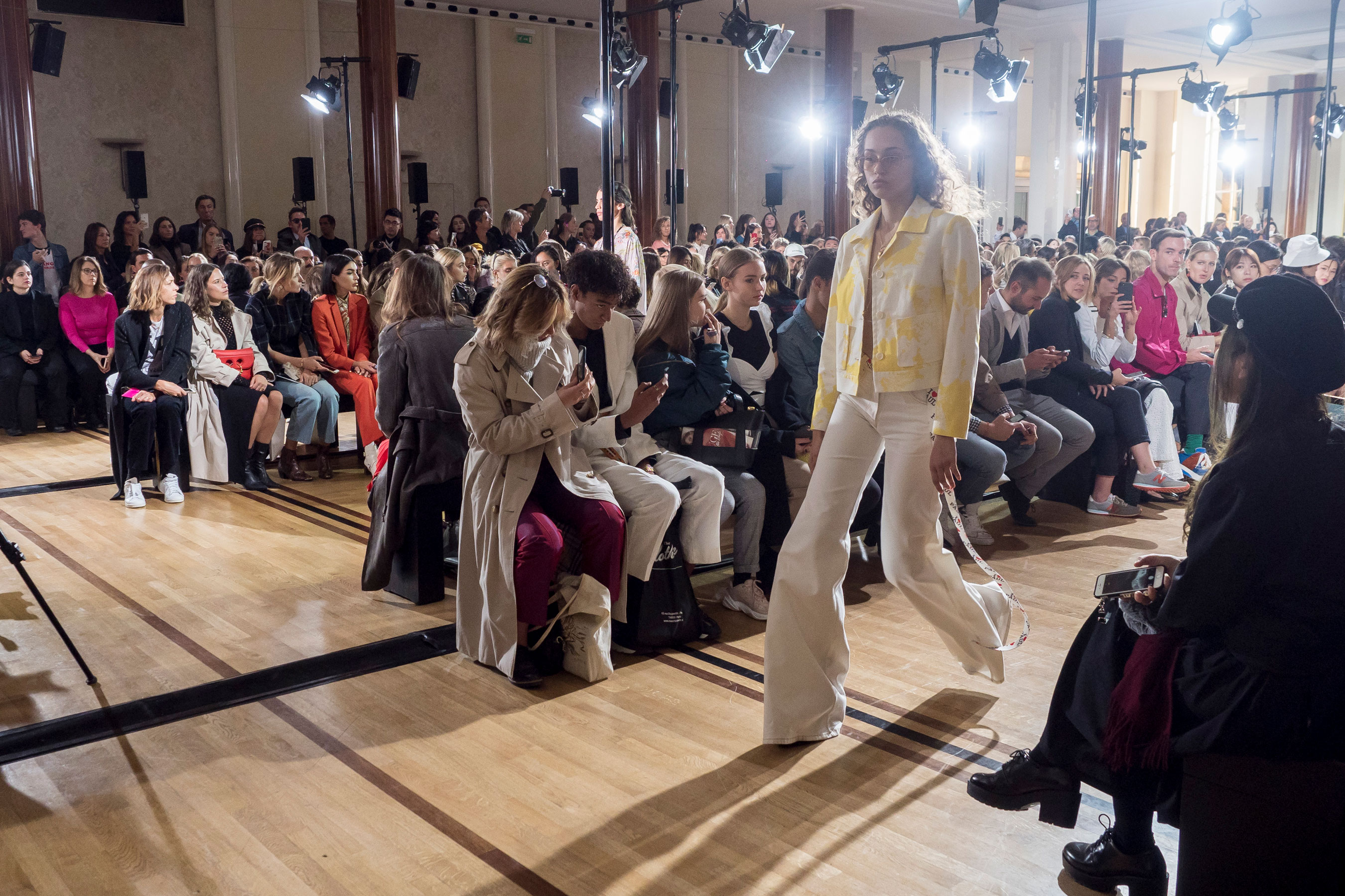Paul & Joe Spring 2019  Fashion Show Atmosphere