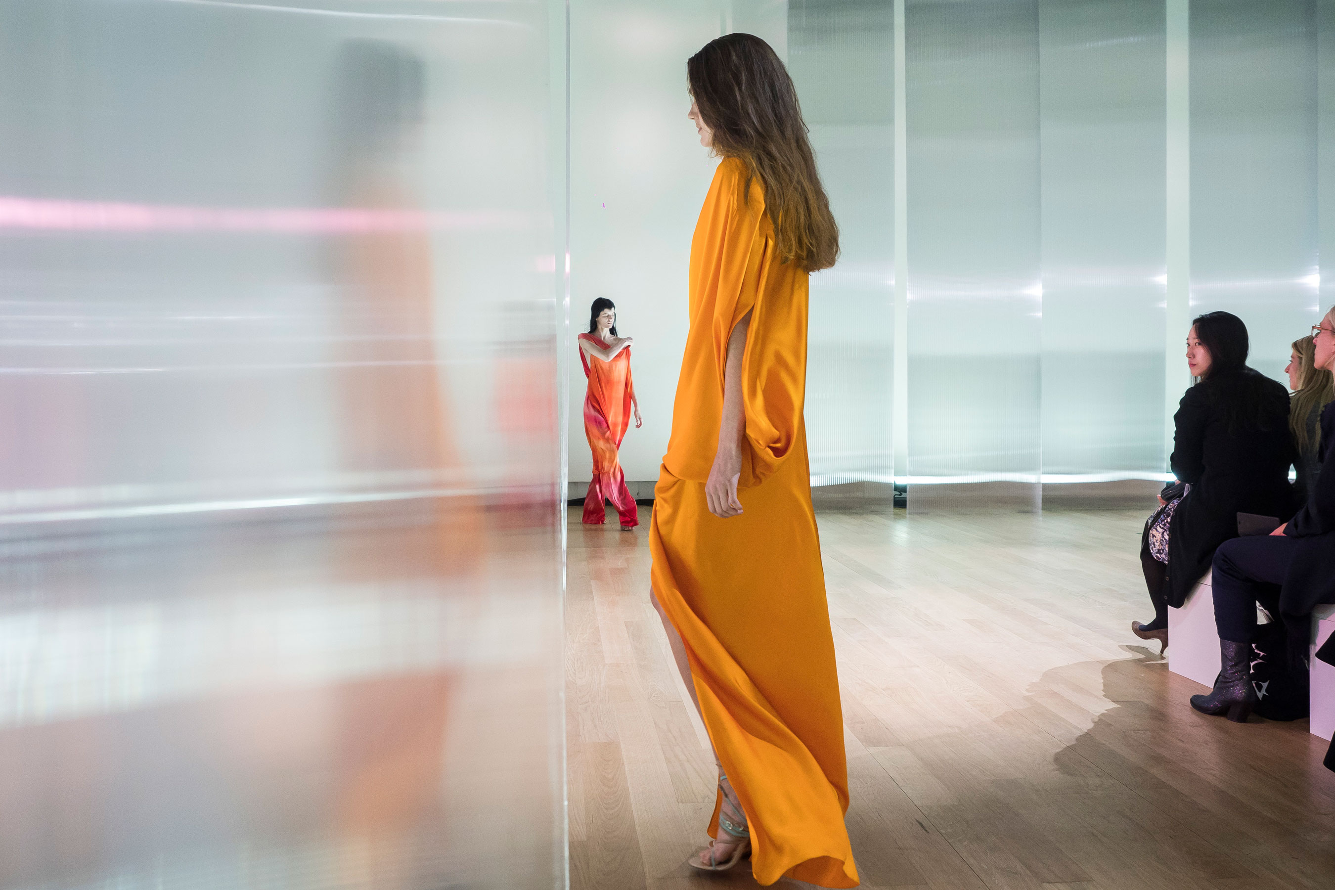 Poiret Spring 2019  Fashion Show Atmosphere