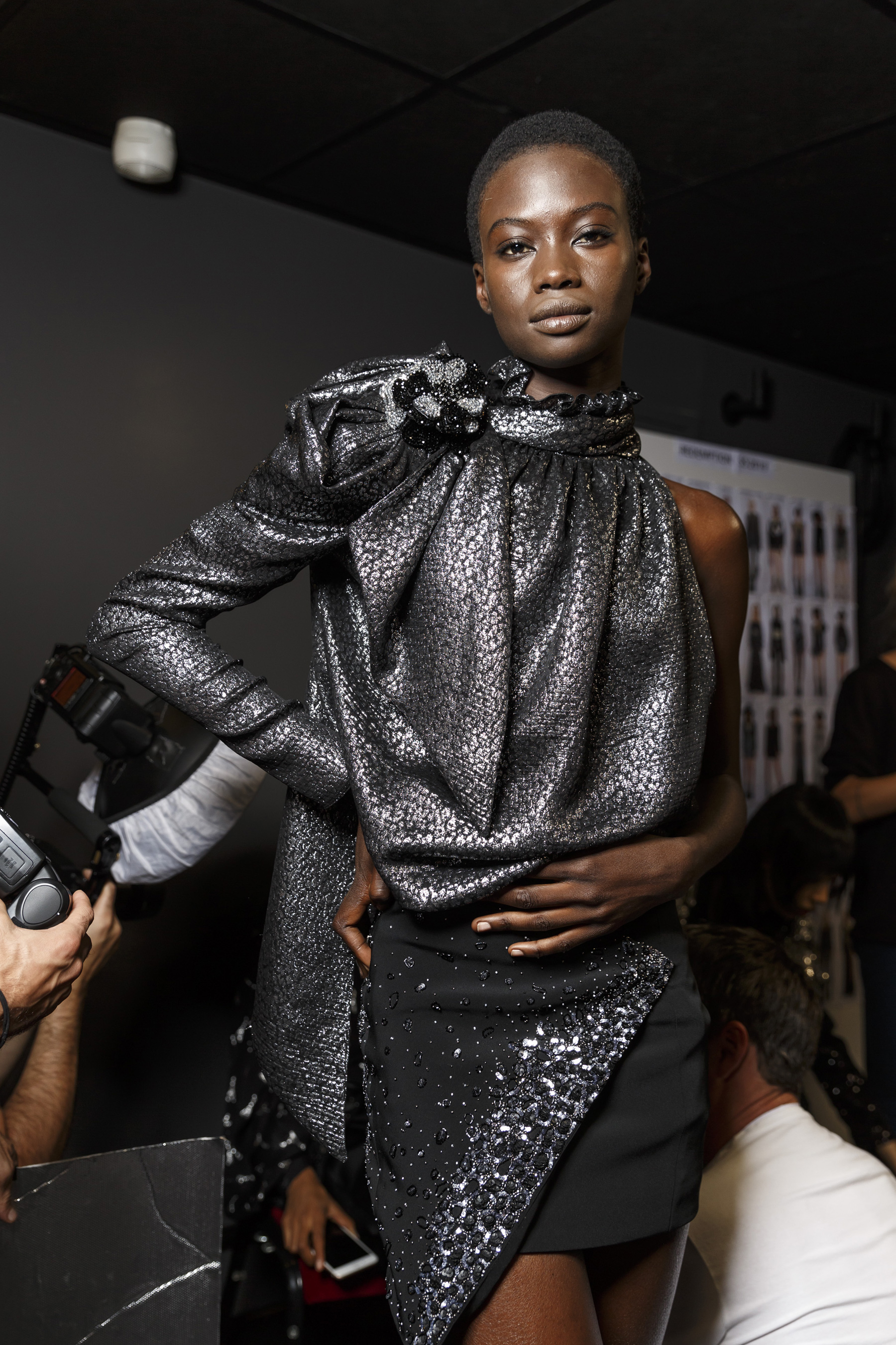 Redemption Spring 2019  Fashion Show Backstage