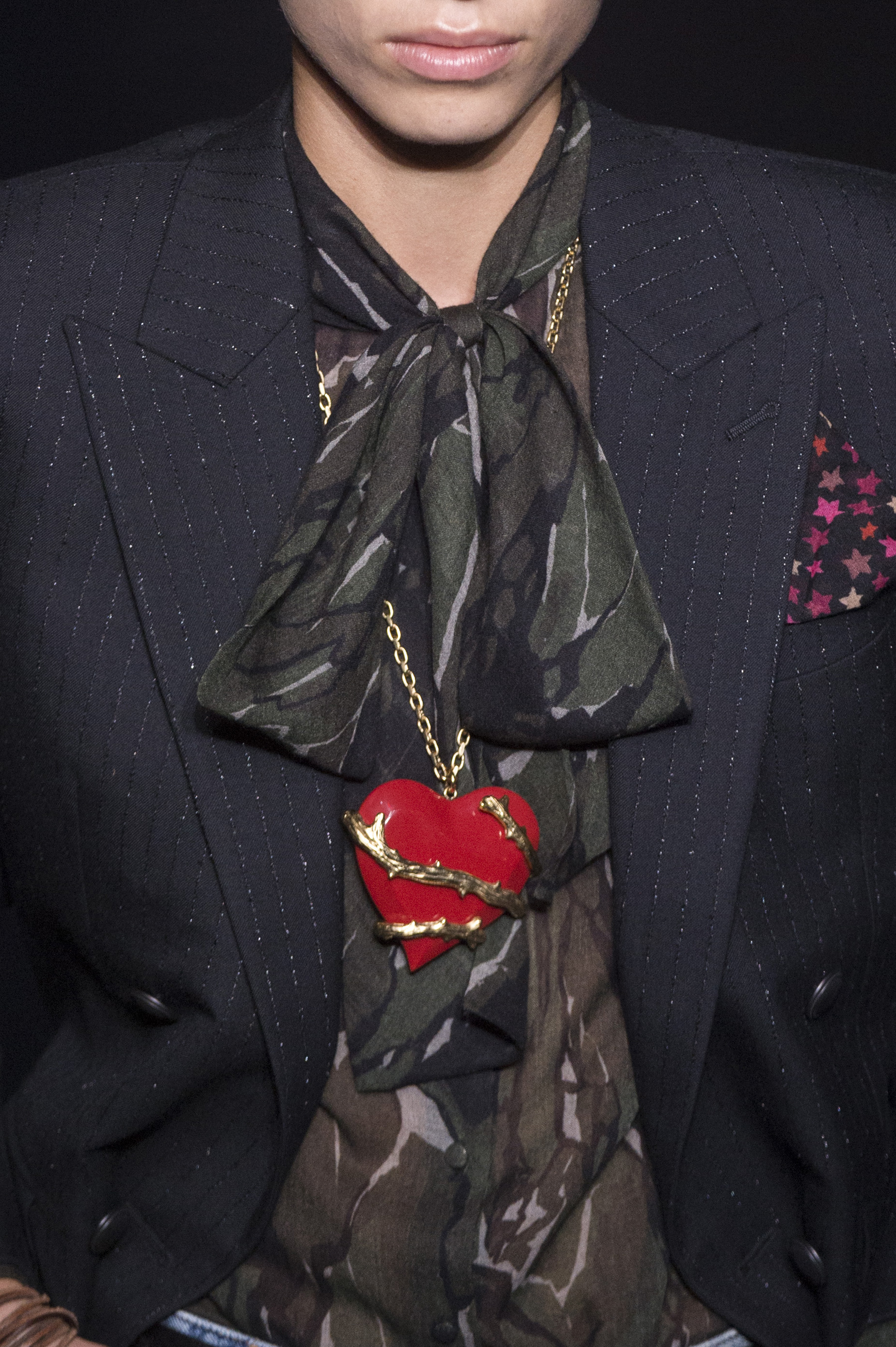 Saint Laurent  Bis Spring 2019  Fashion Show Details