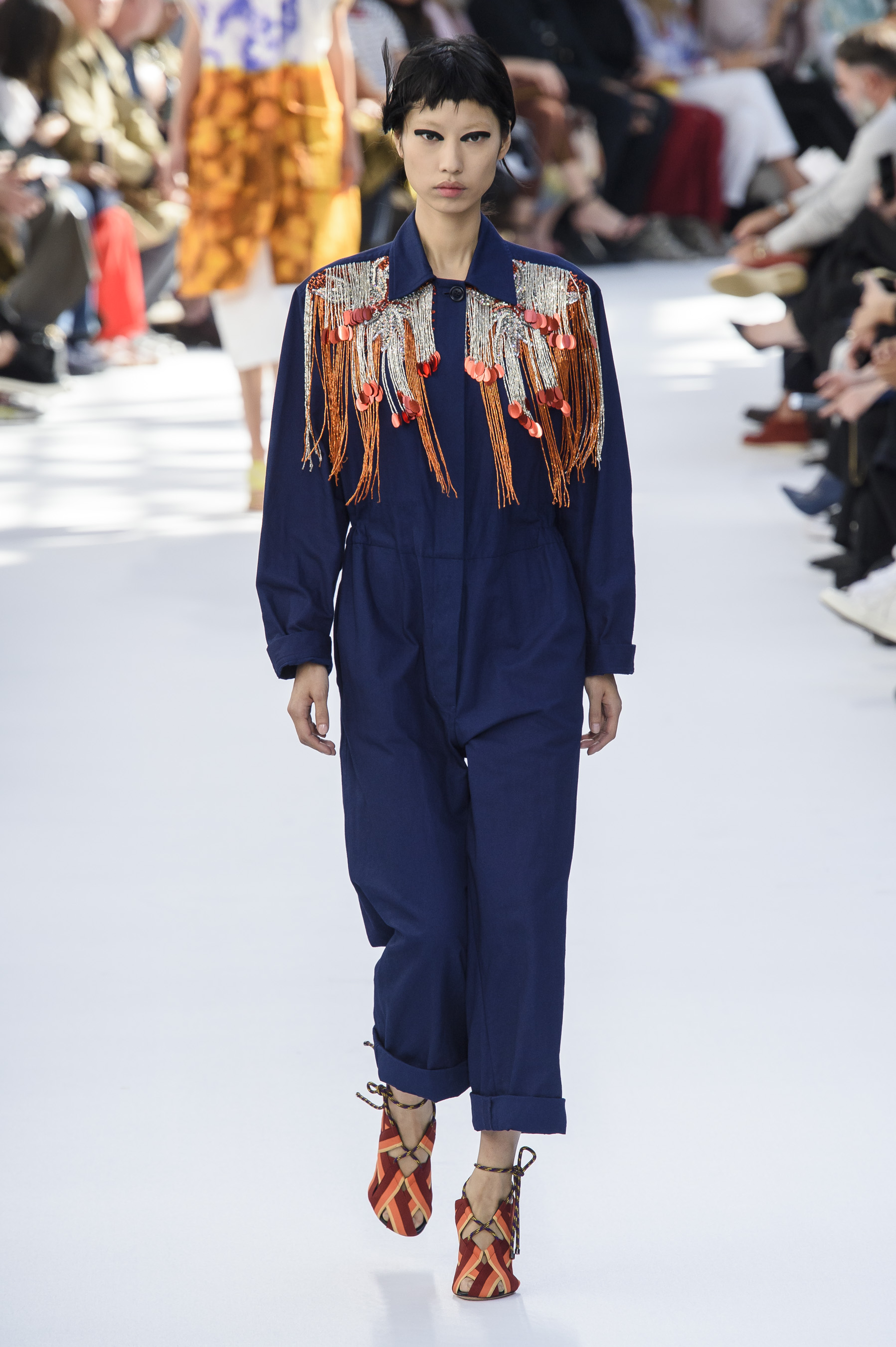Dries Van Noten Spring 2019 Fashion Show