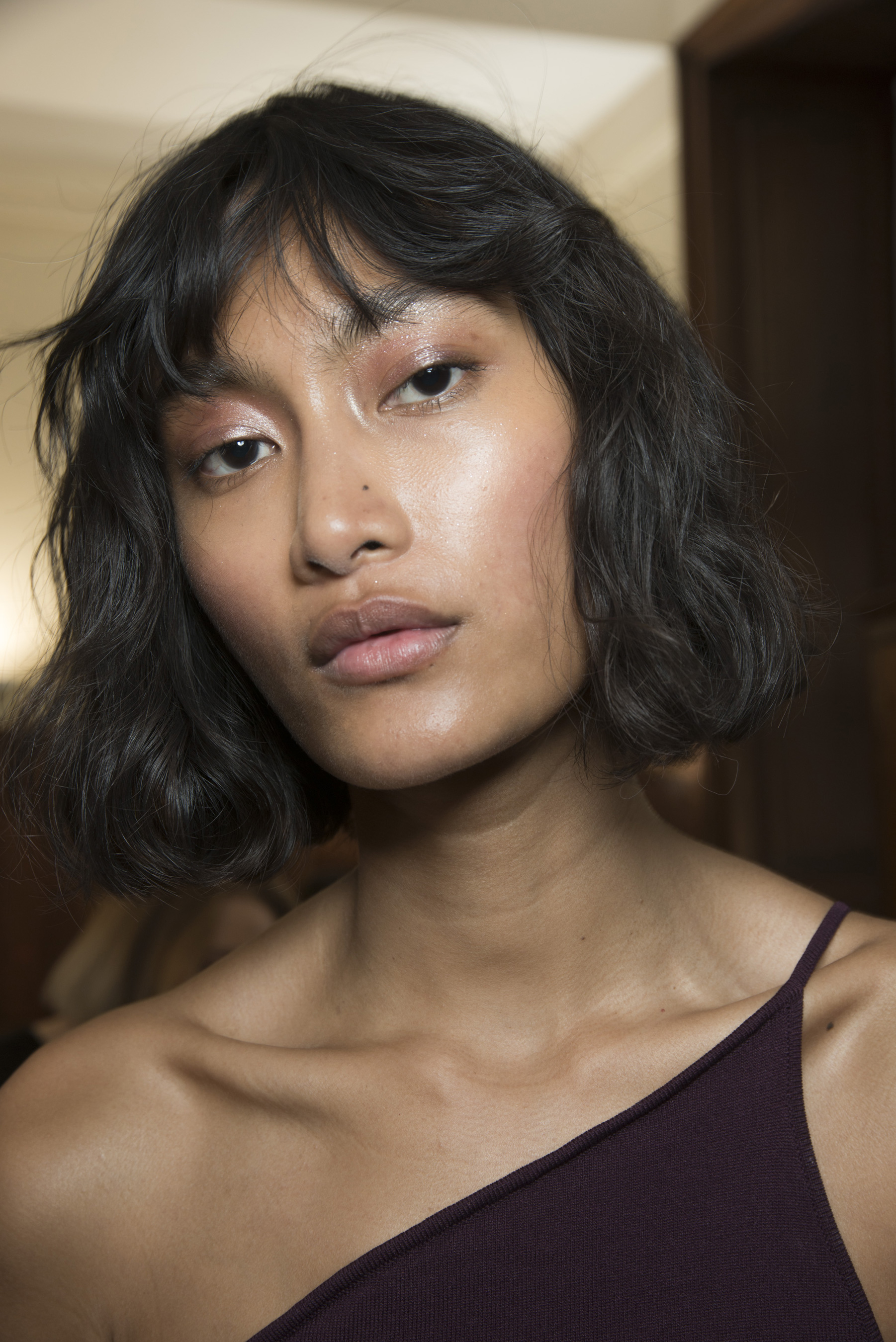 Victoria Tomas Spring 2019  Fashion Show Backstage