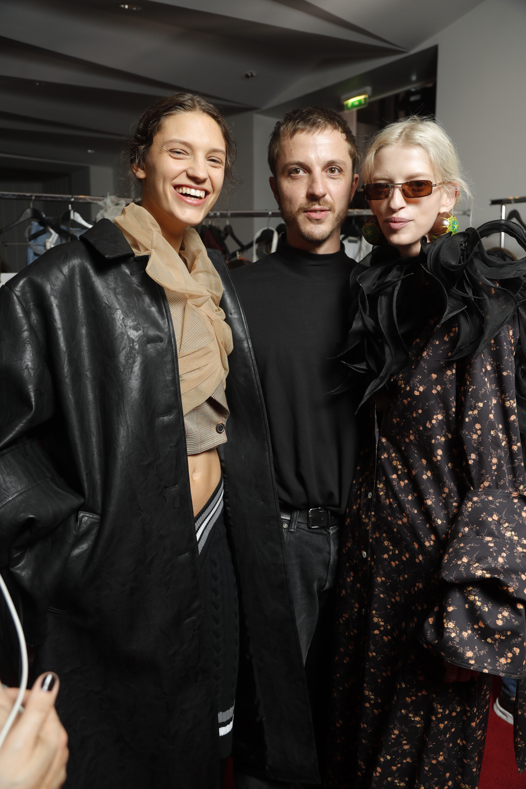 Y Project  Bis Spring 2019  Fashion Show Backstage