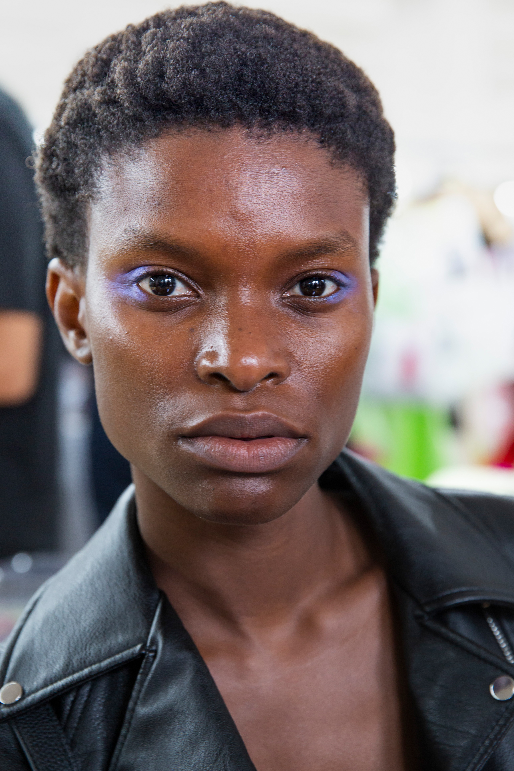Maryam Nassir Zadeh Spring 2019 Fashion Show Backstage Beauty