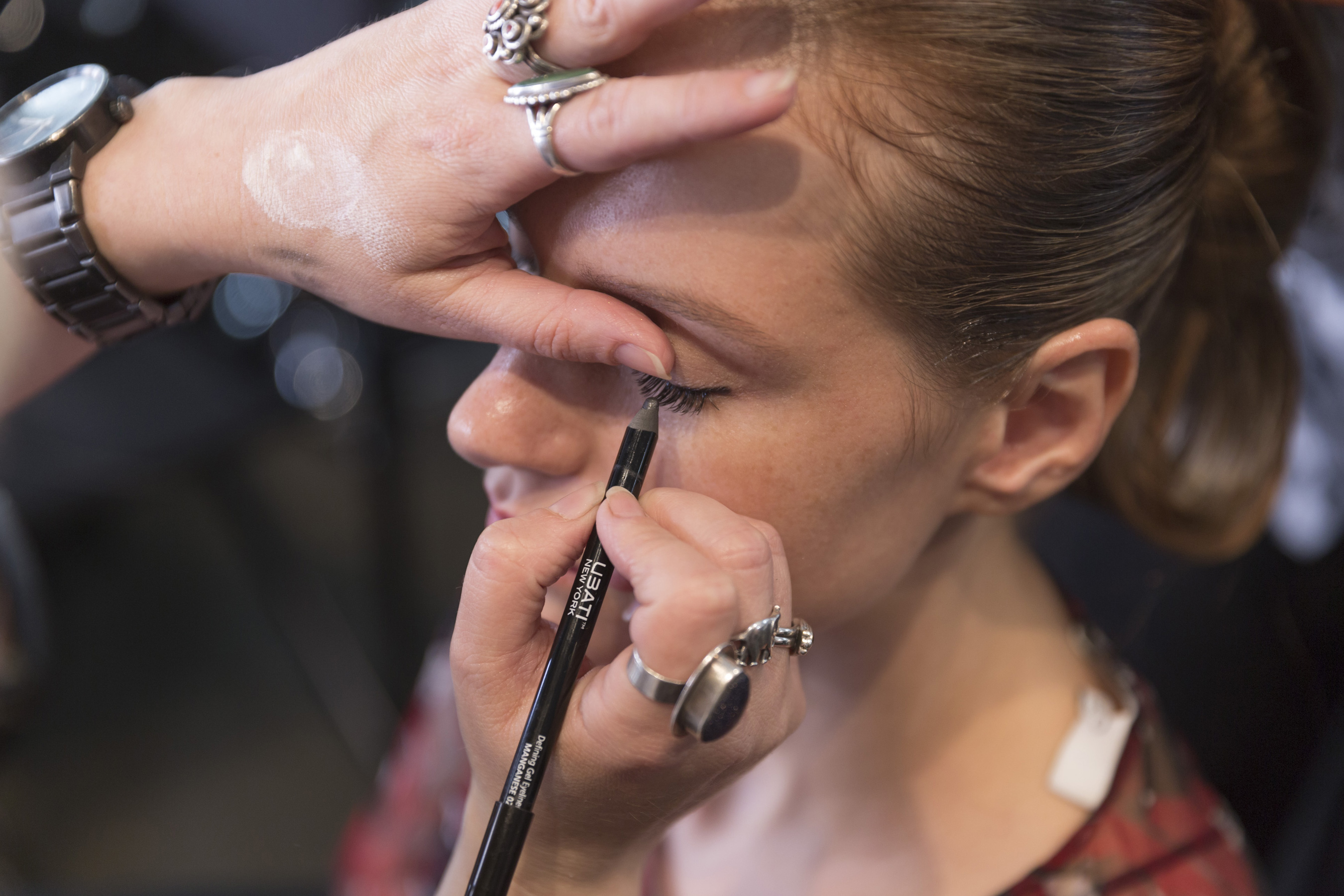 Zang Toi Spring 2019 Fashion Show Backstage Beauty