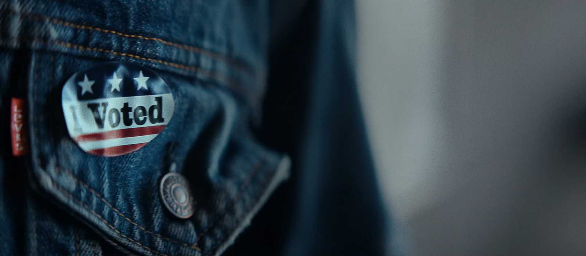 Levi's Use Your Vote Campaign Film by FCB West