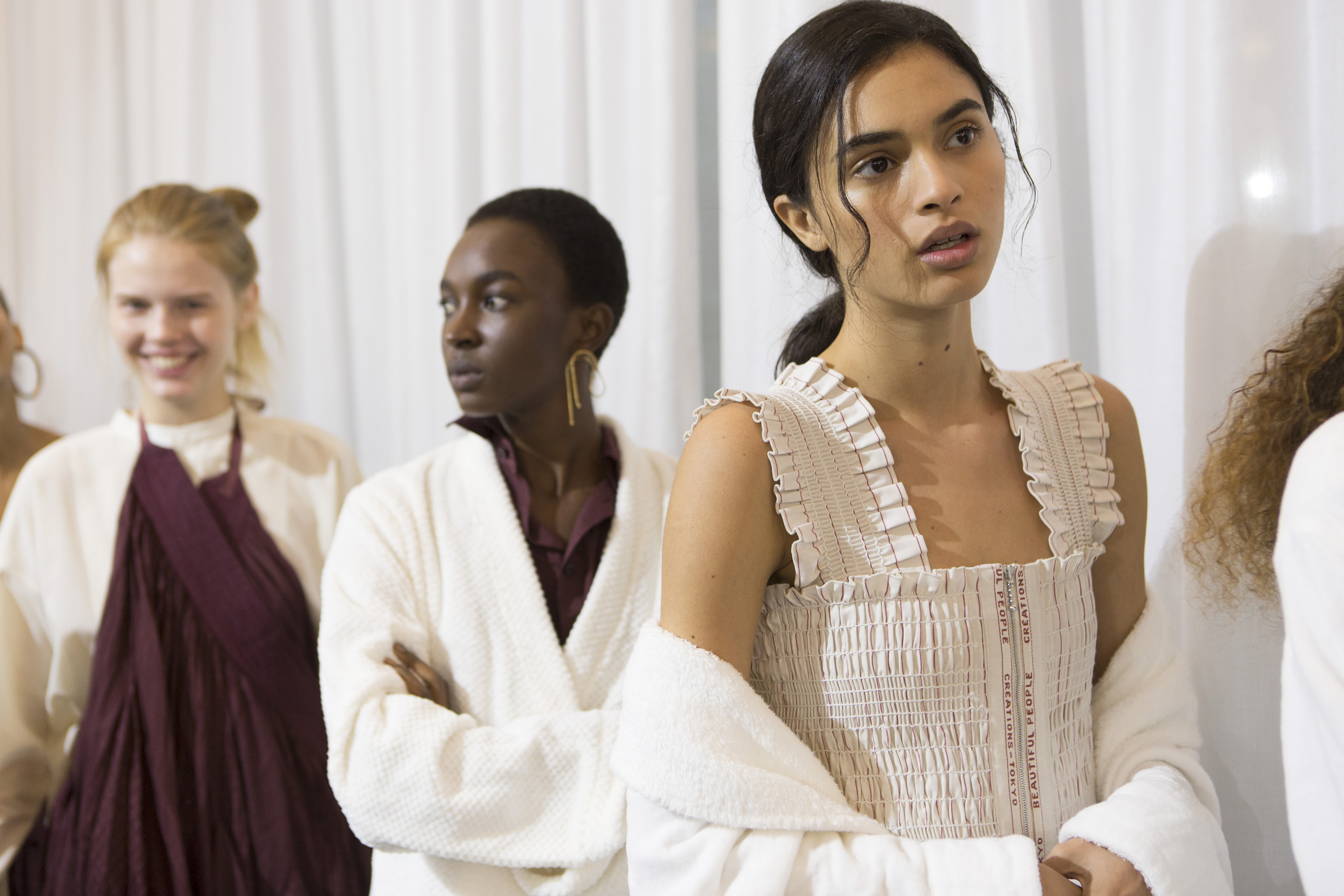 Beautiful People Spring 2019  Fashion Show Backstage