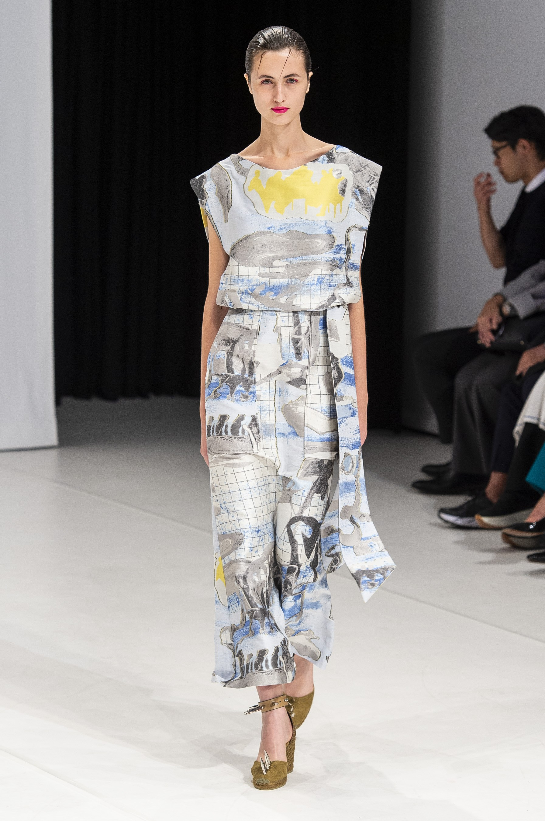 Abstract Art Prints Fashion Trend Spring 2019