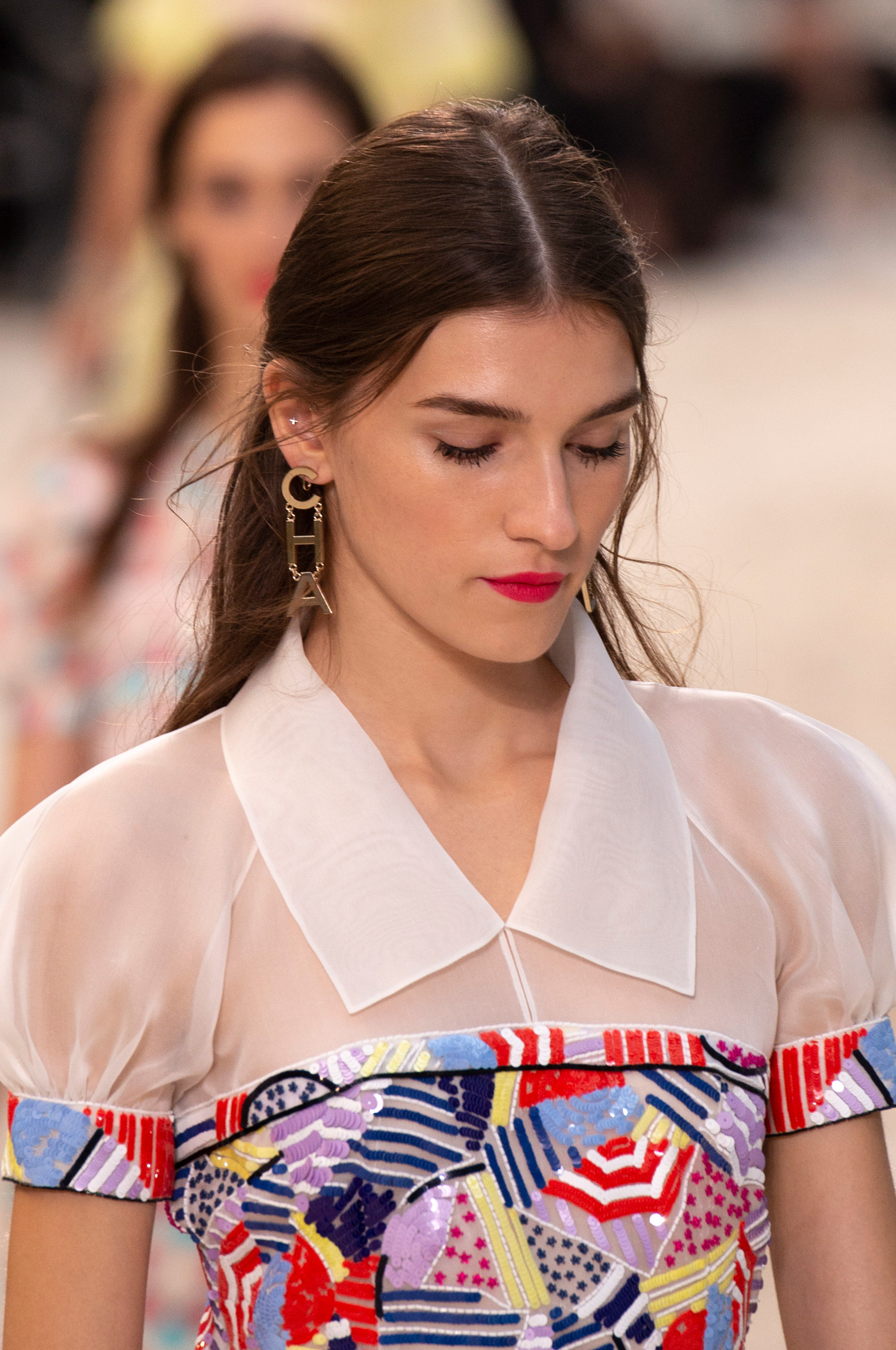 Chanel Spring 2019  Fashion Show Details