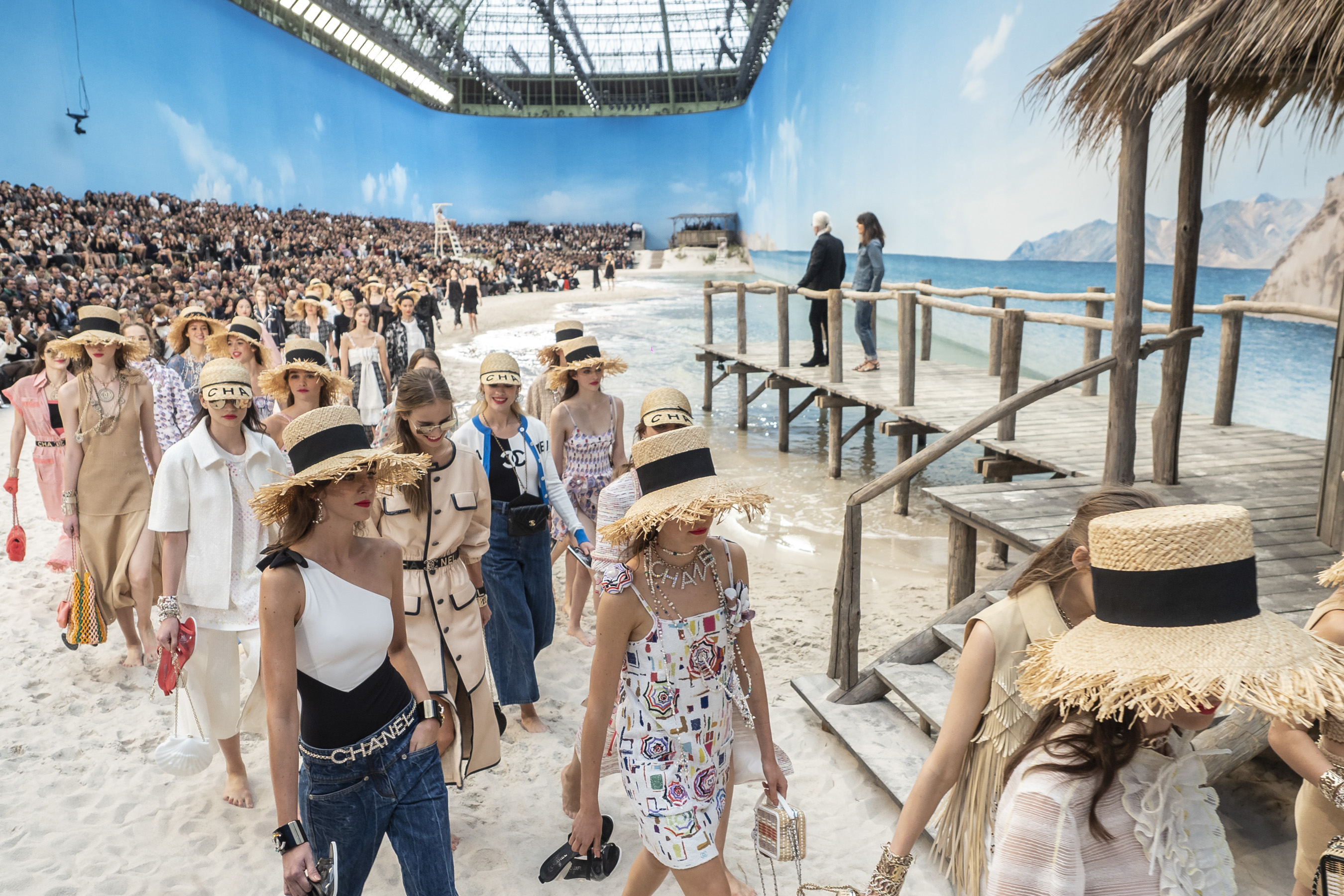 Chanel Spring 2019 Fashion Show