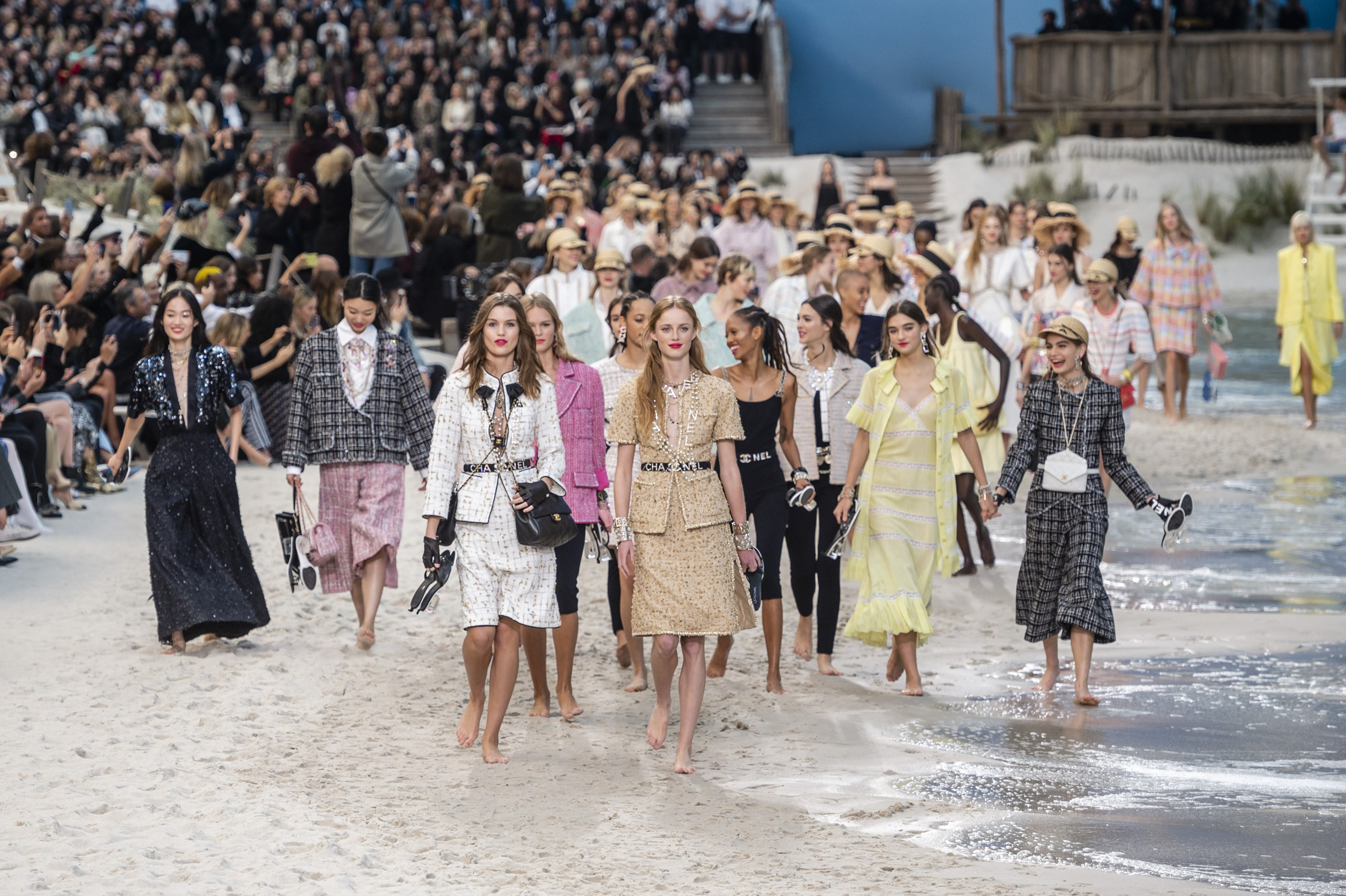 Top 10 Paris Spring 2019 Collections and Fashion Shows
