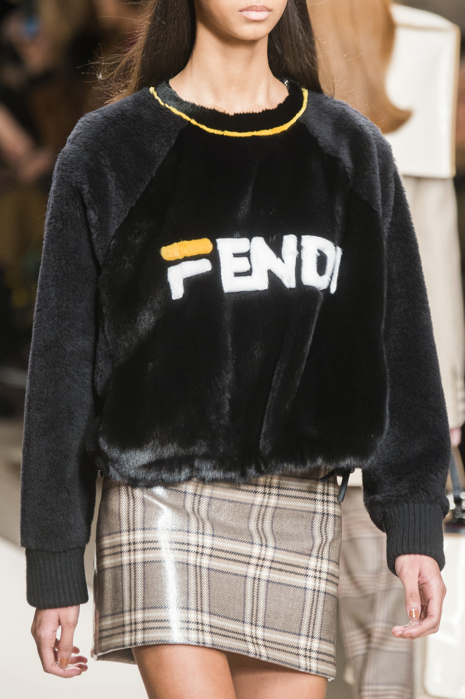 Fendi/Fila - How Artist Hey Reilly created a logo mashup that went from Virtual to Real in Fendimania