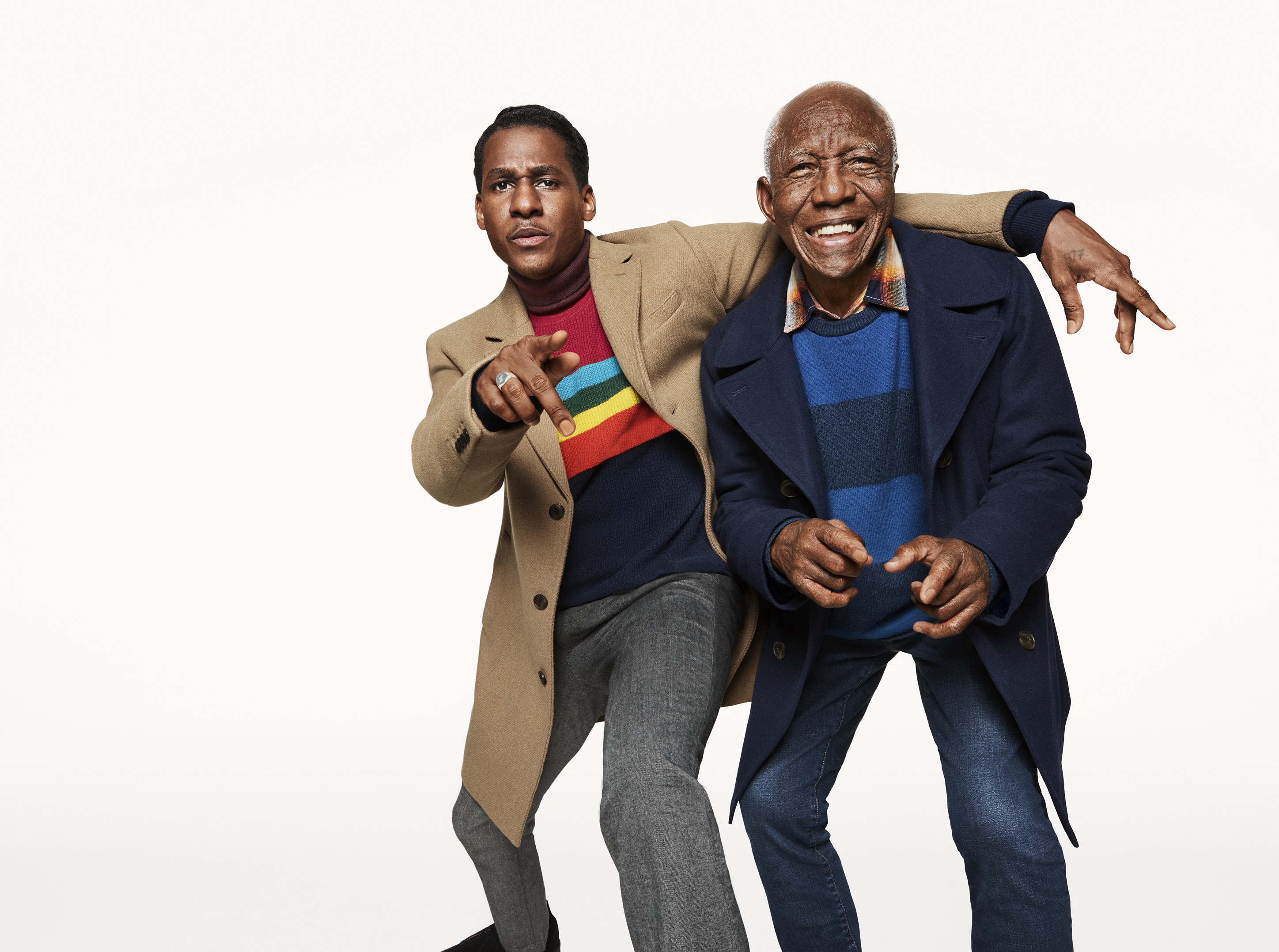 Gap Holiday 2018 Ad Campaign by Yard Featuring Leon Bridges