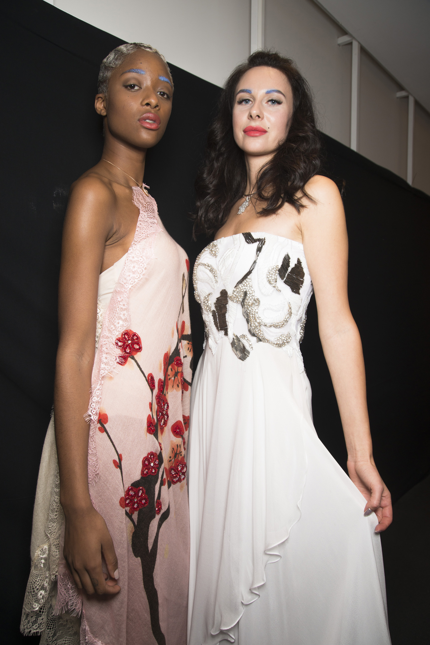 Christophe Guillarme Spring 2019  Fashion Show Backstage