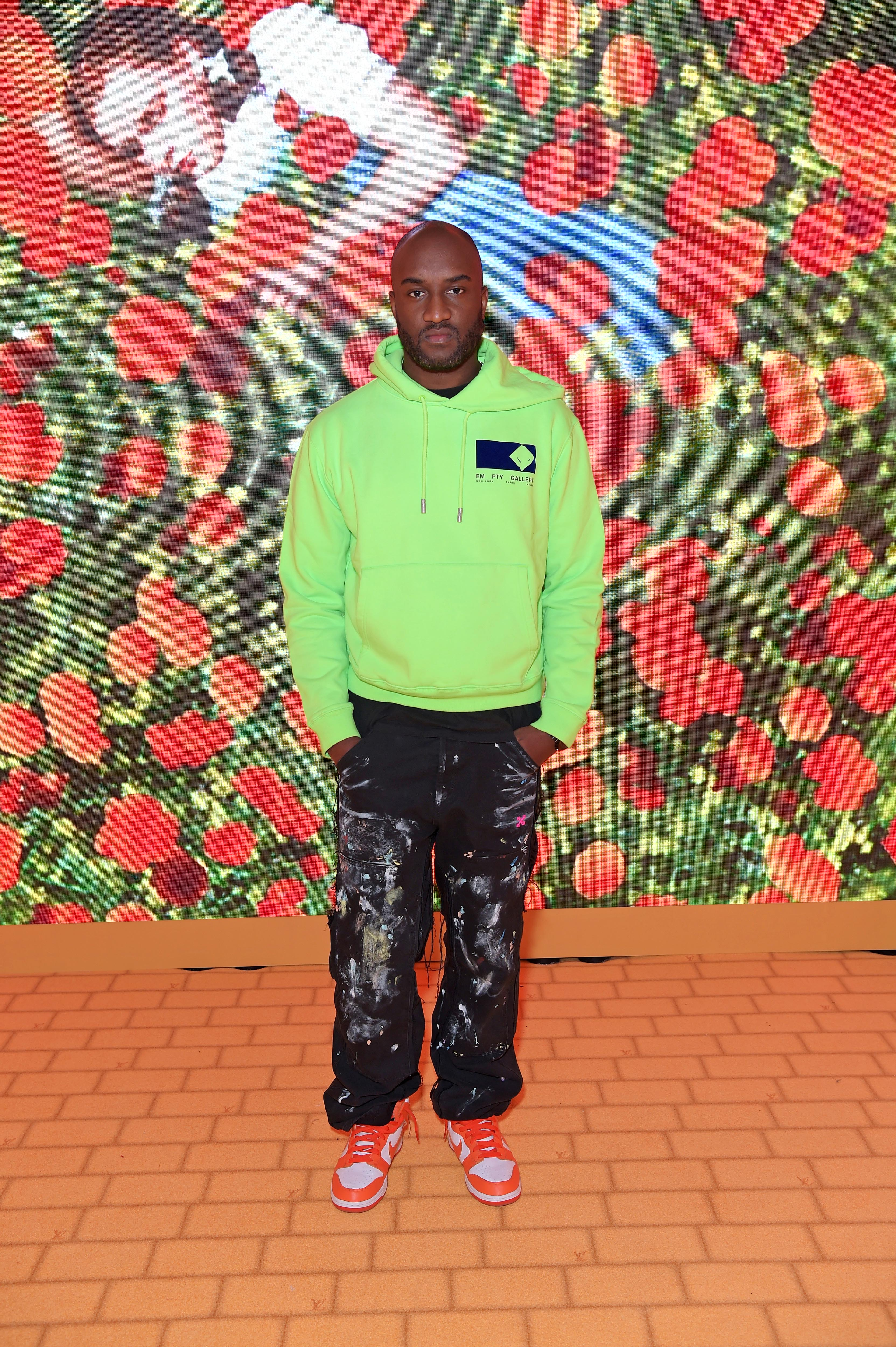 Louis Vuitton Virgil Abloh debuts collection at Wizard of Oz London pop-up