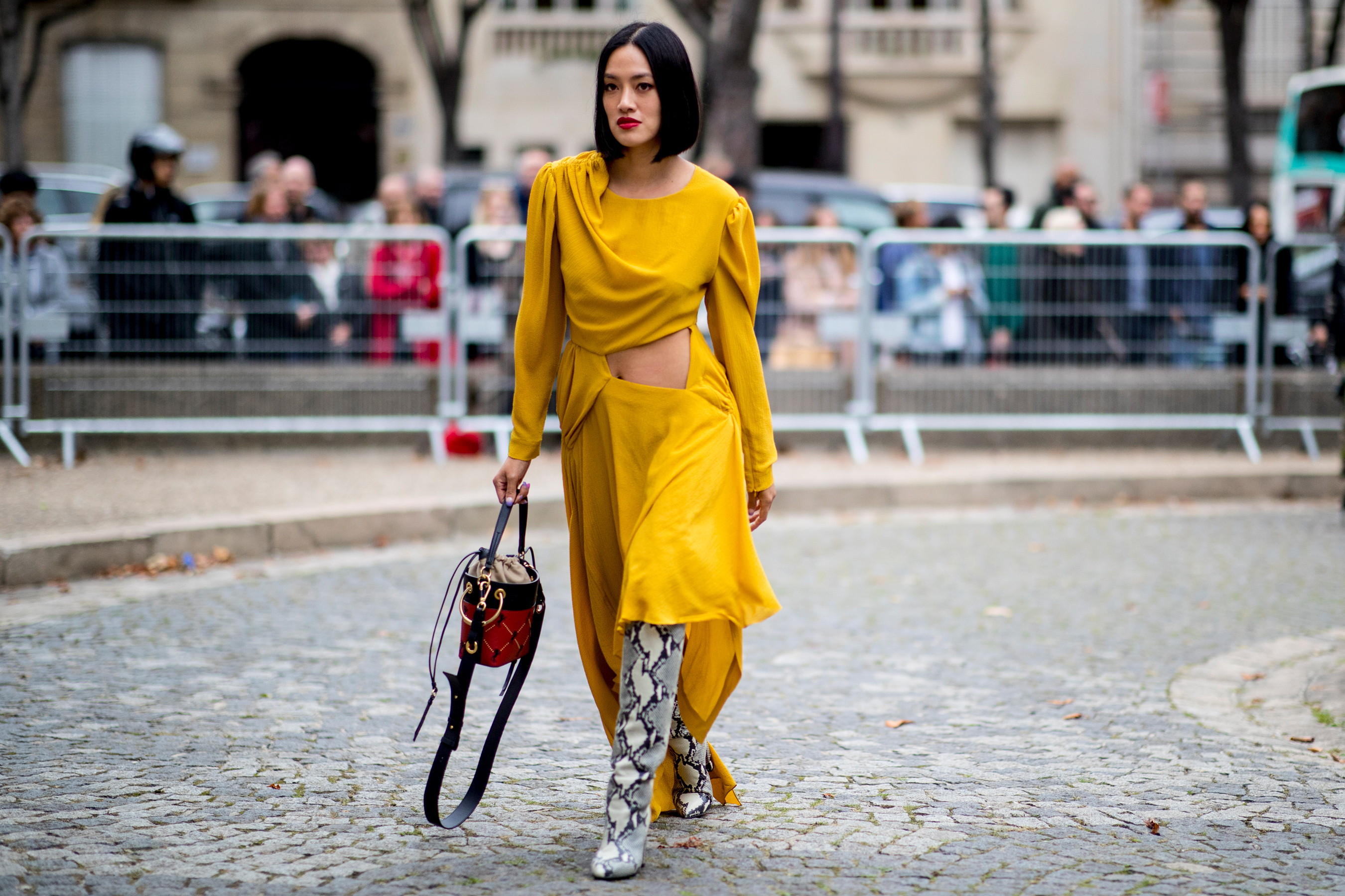 6ed60c9abc Paris Fashion Week Street Style Spring 2019 Day 9 - The Impression