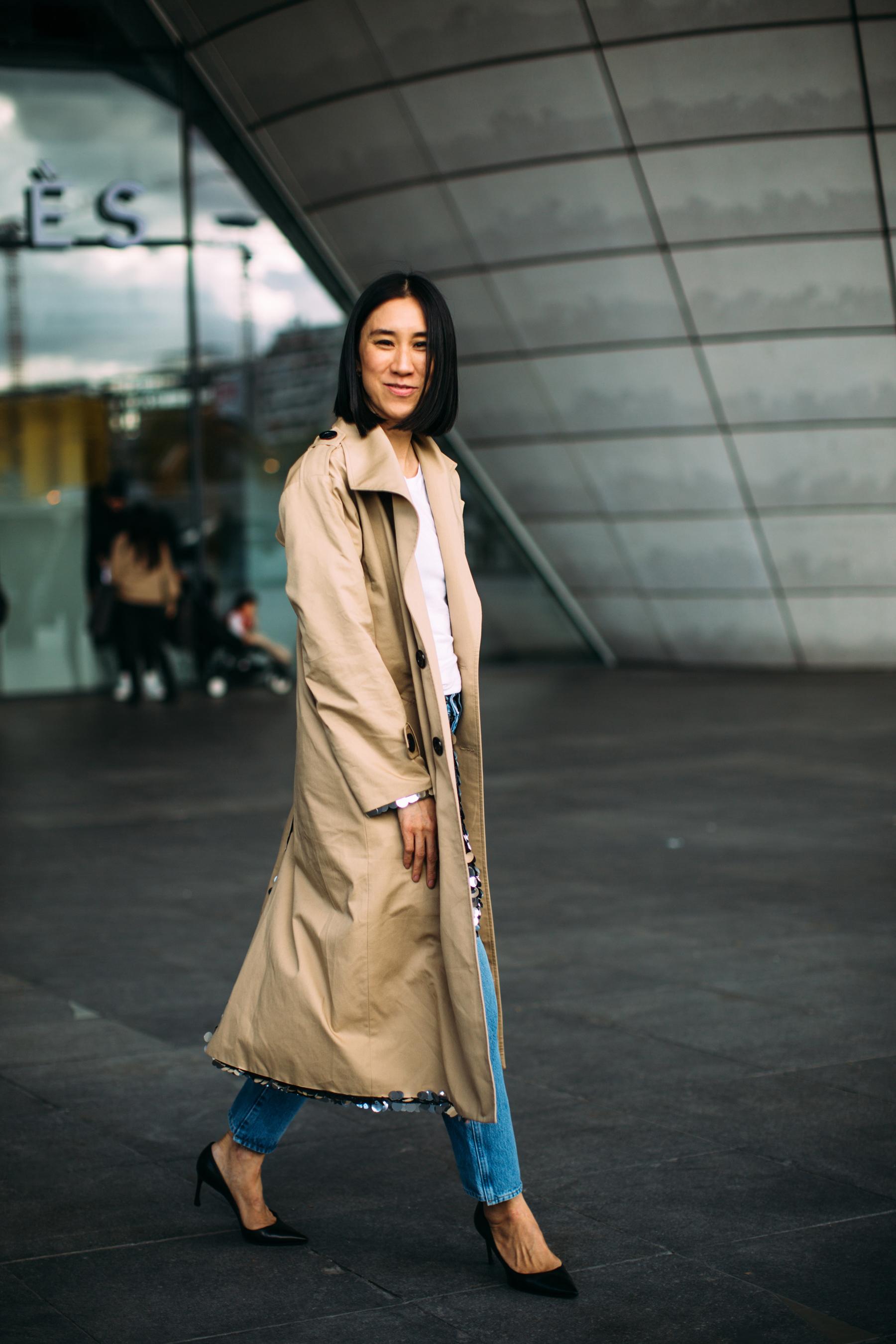 S Street Day 8 Bis Spring 2019  Fashion Show Details