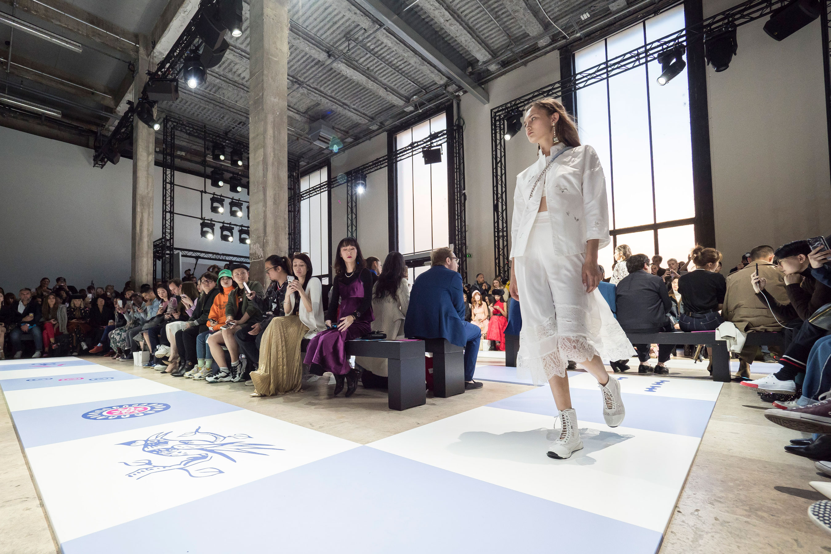 Shiatzy Chen Spring 2019  Fashion Show Atmosphere