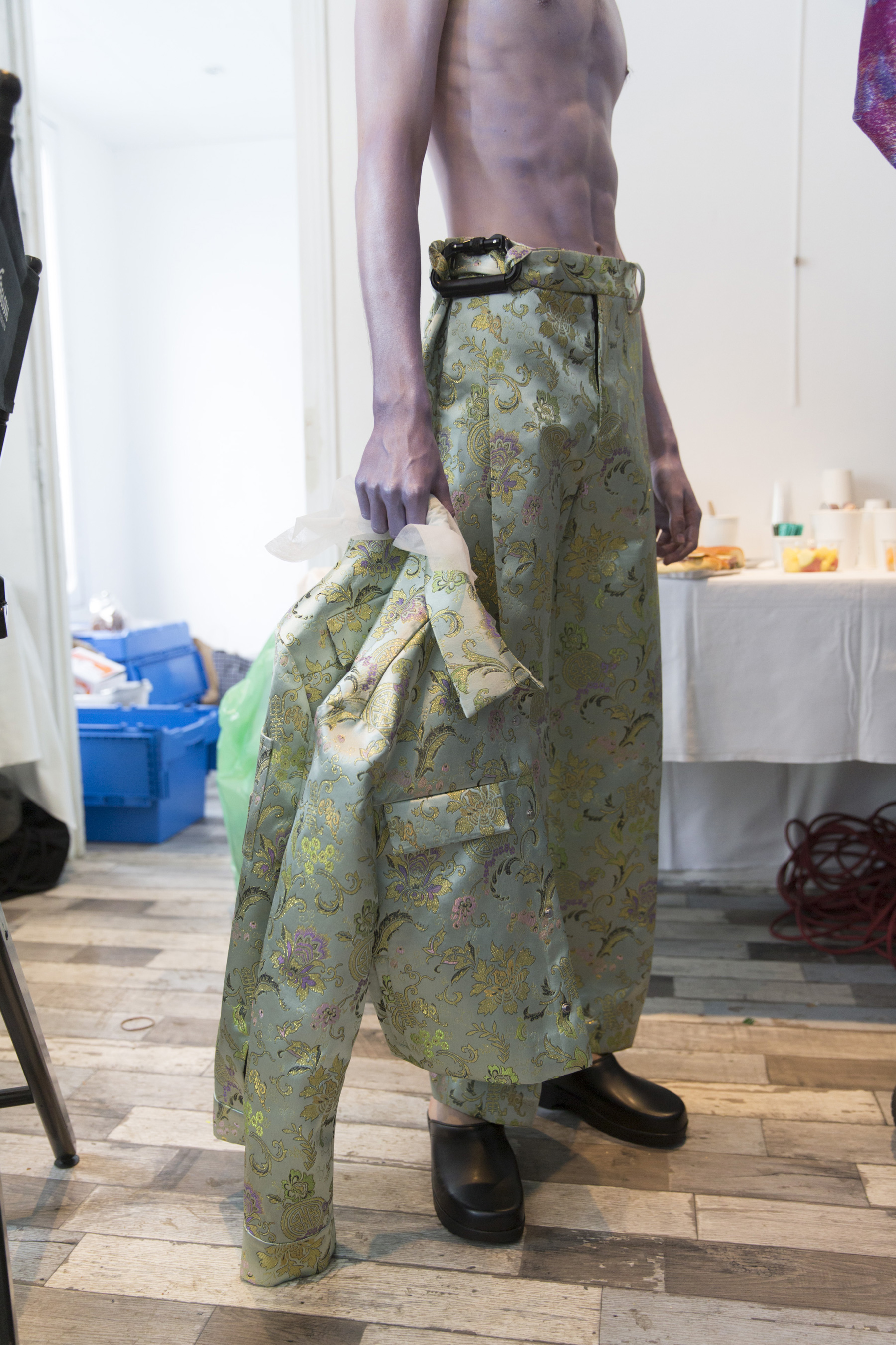 Ximonlee Spring 2019  Fashion Show Backstage