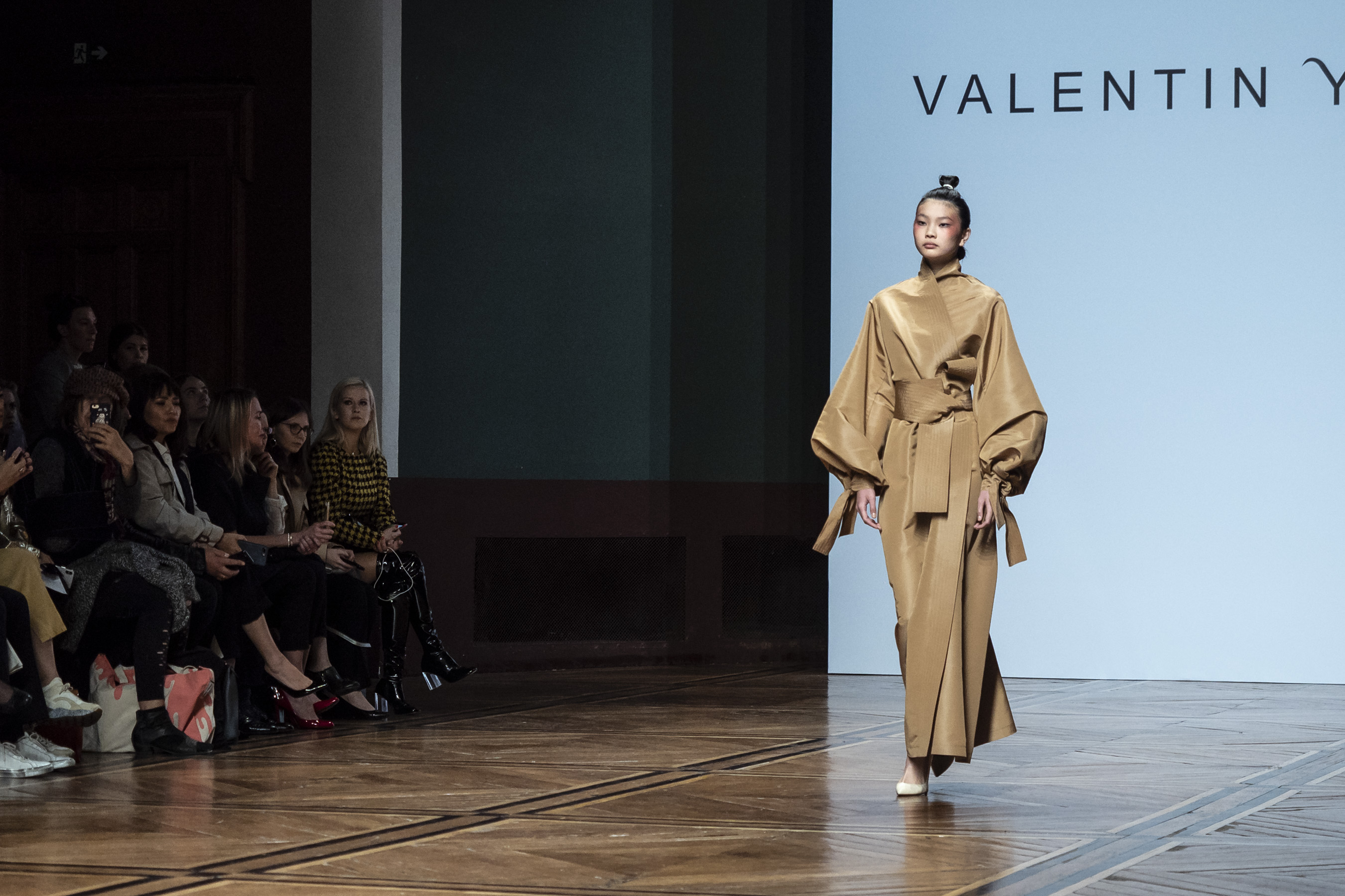 Valentin Yudashkin Spring 2019  Fashion Show Atmosphere