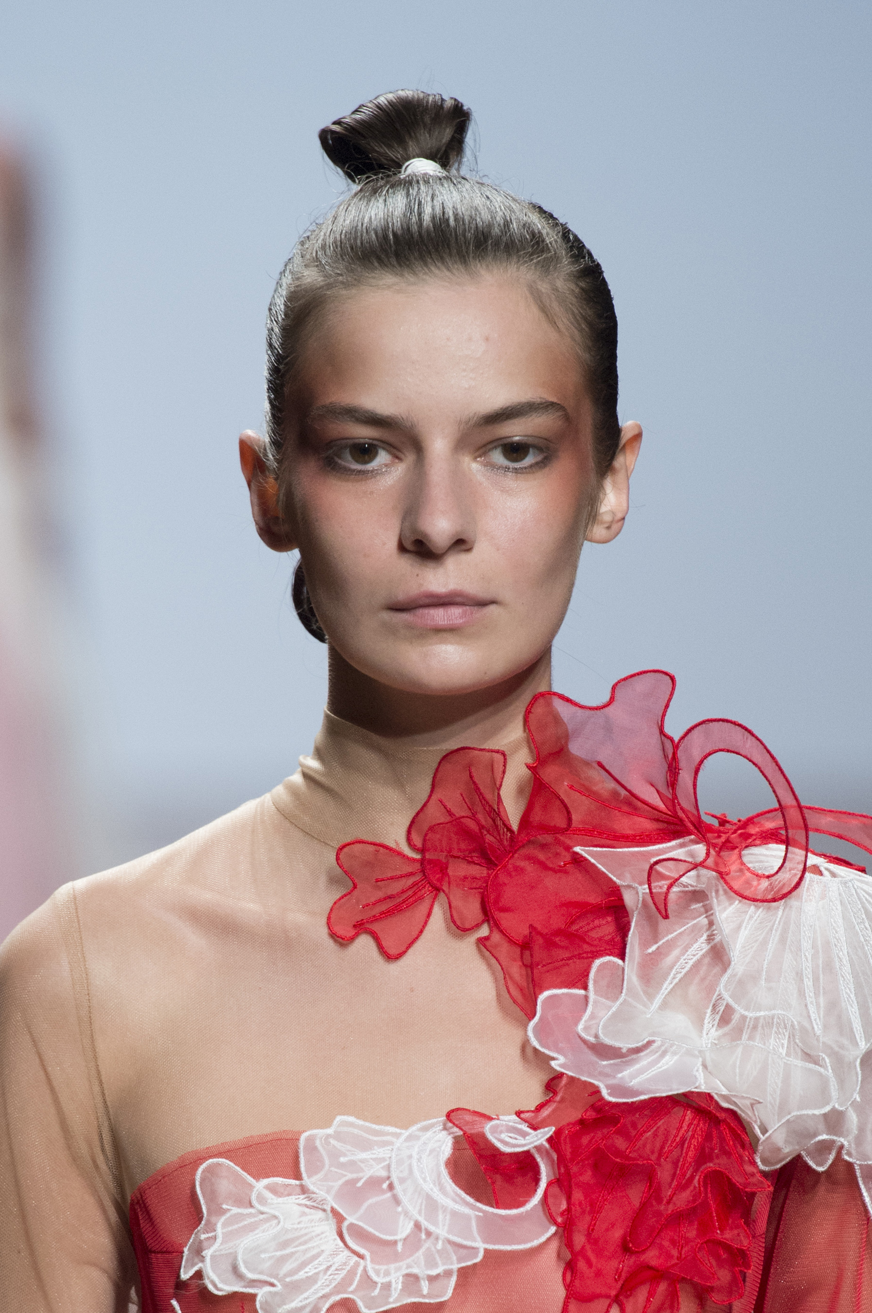 Valentin Yudashkin Spring 2019 Fashion Show Runway Beauty
