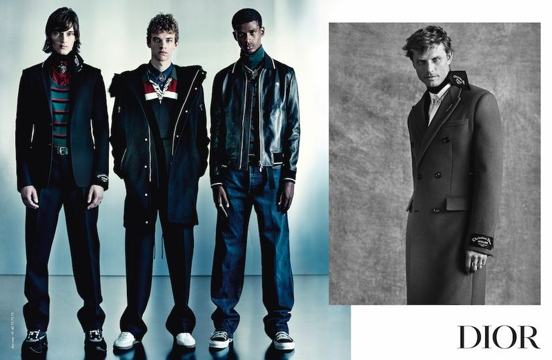 The Best Men's Fashion Ad Campaigns of Fall 2018