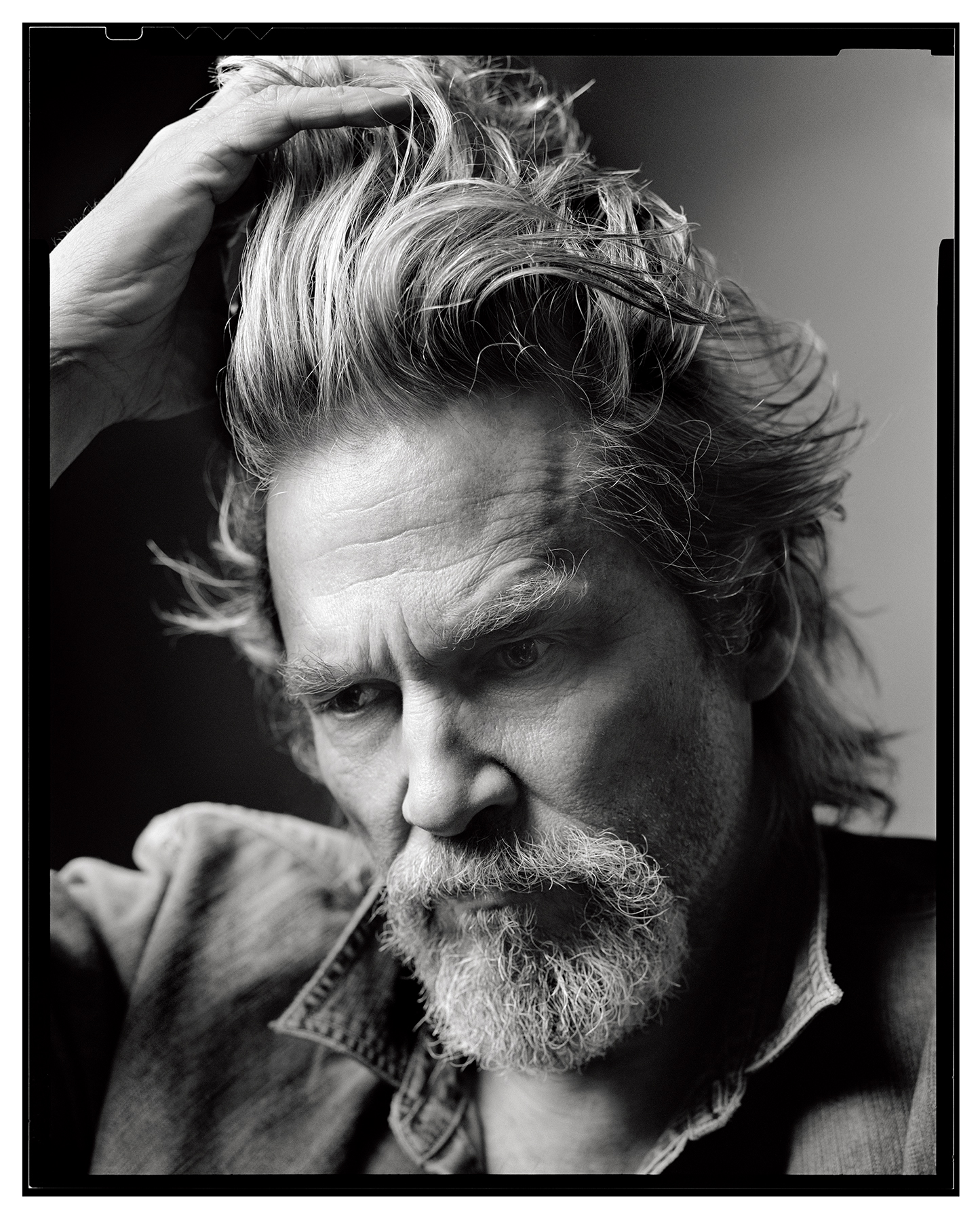 Interview with Mark Seliger Photographer