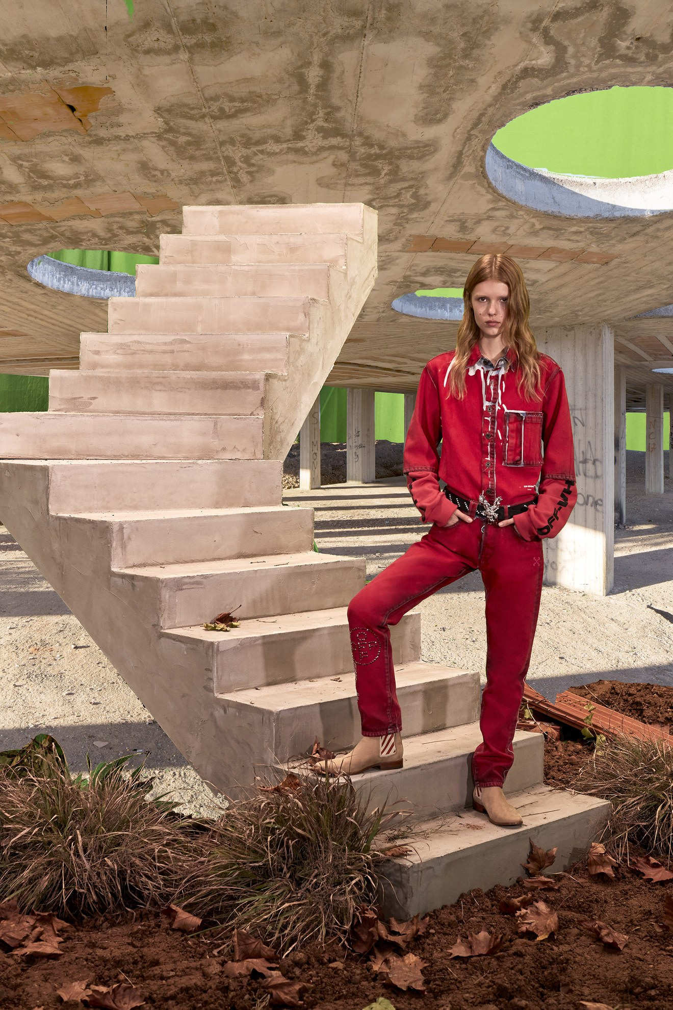 Off-White Pre-Fall 2019 Menswear Collection by Virgil Abloh