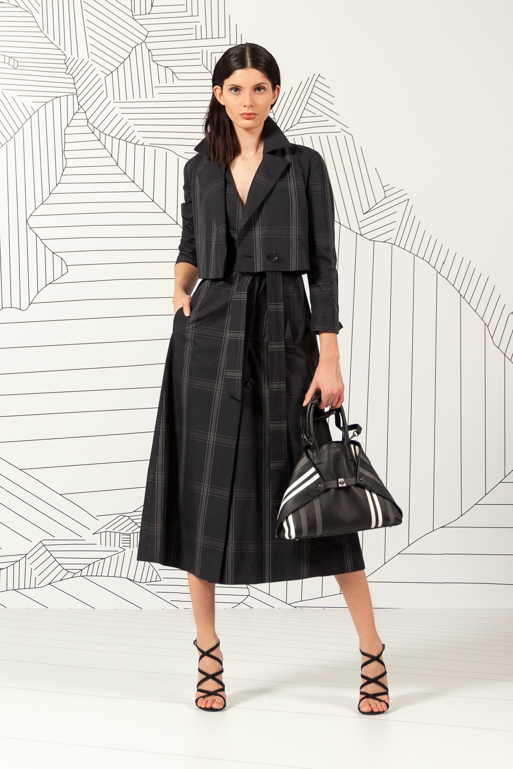 Akris Pre-Fall 2019 Collection