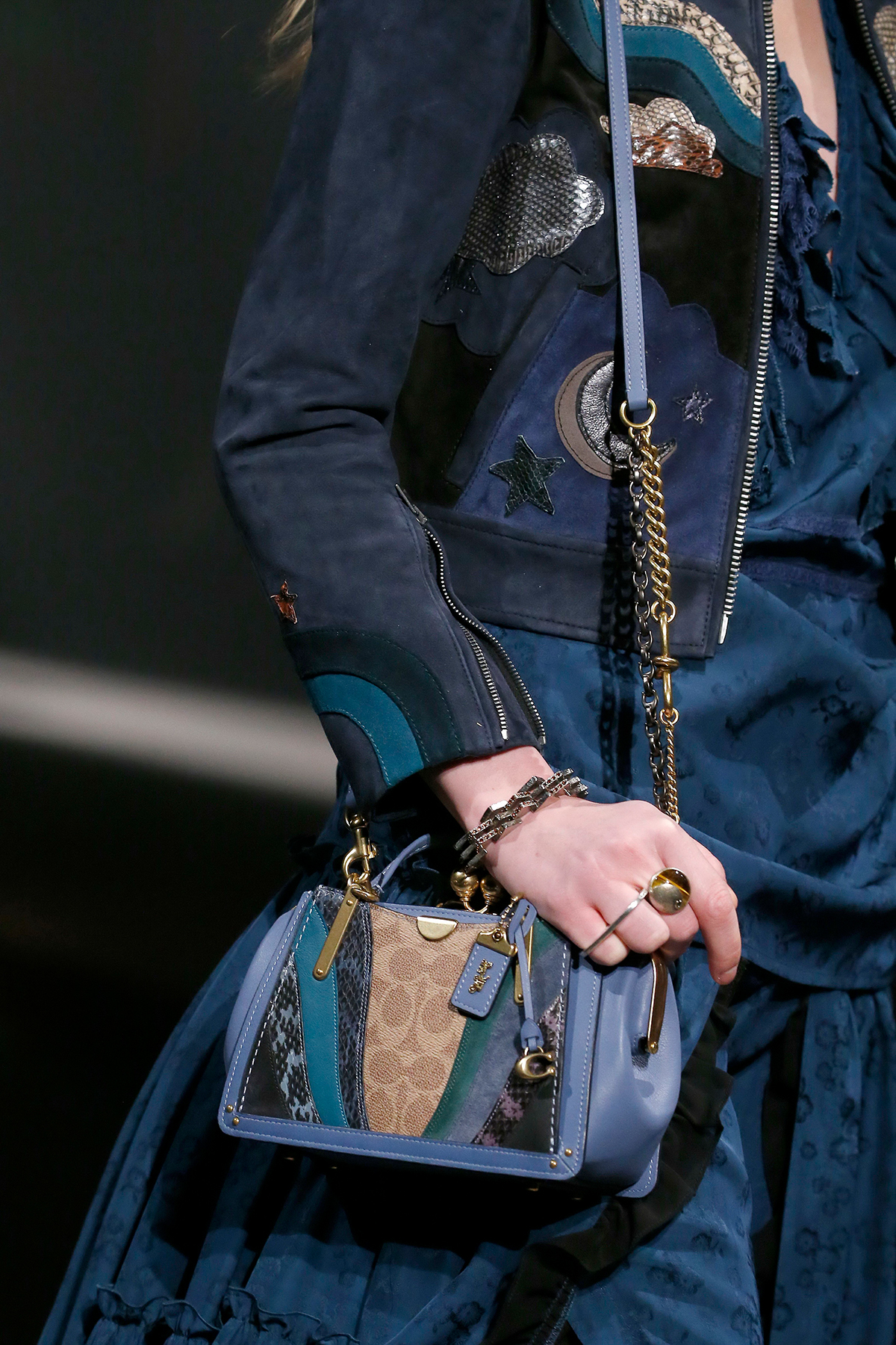 Coach Pre-Fall 2019 Fashion Show Details